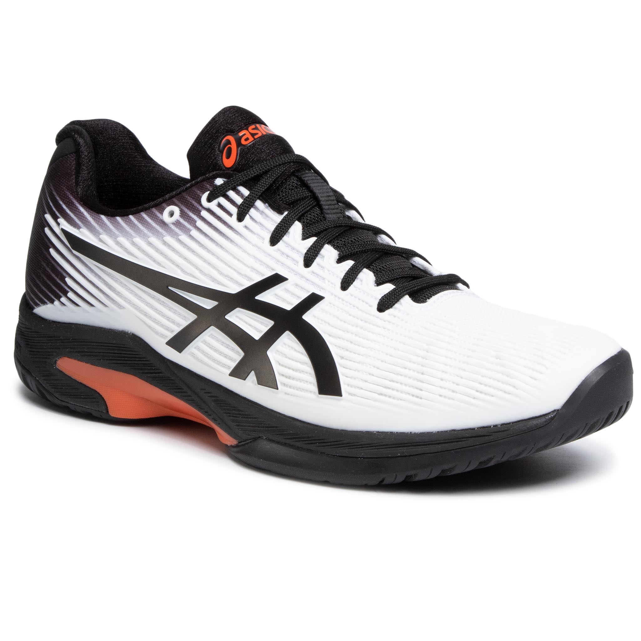 Pantofi Asics - Solution Speed Ff 1041a003 White/Black 102 imagine epantofi.ro 2021