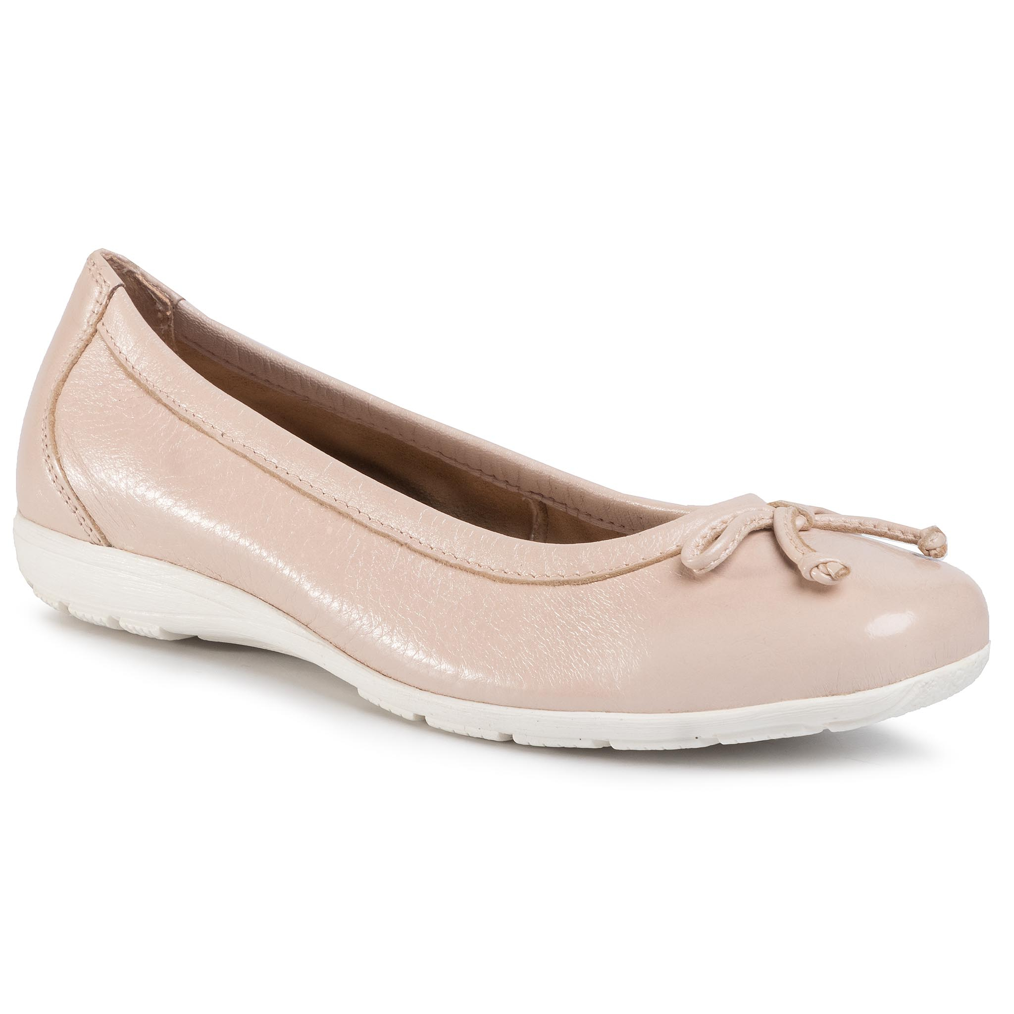 Balerini Caprice - 9-22106-24 Rose Deer Perl 561 imagine epantofi.ro