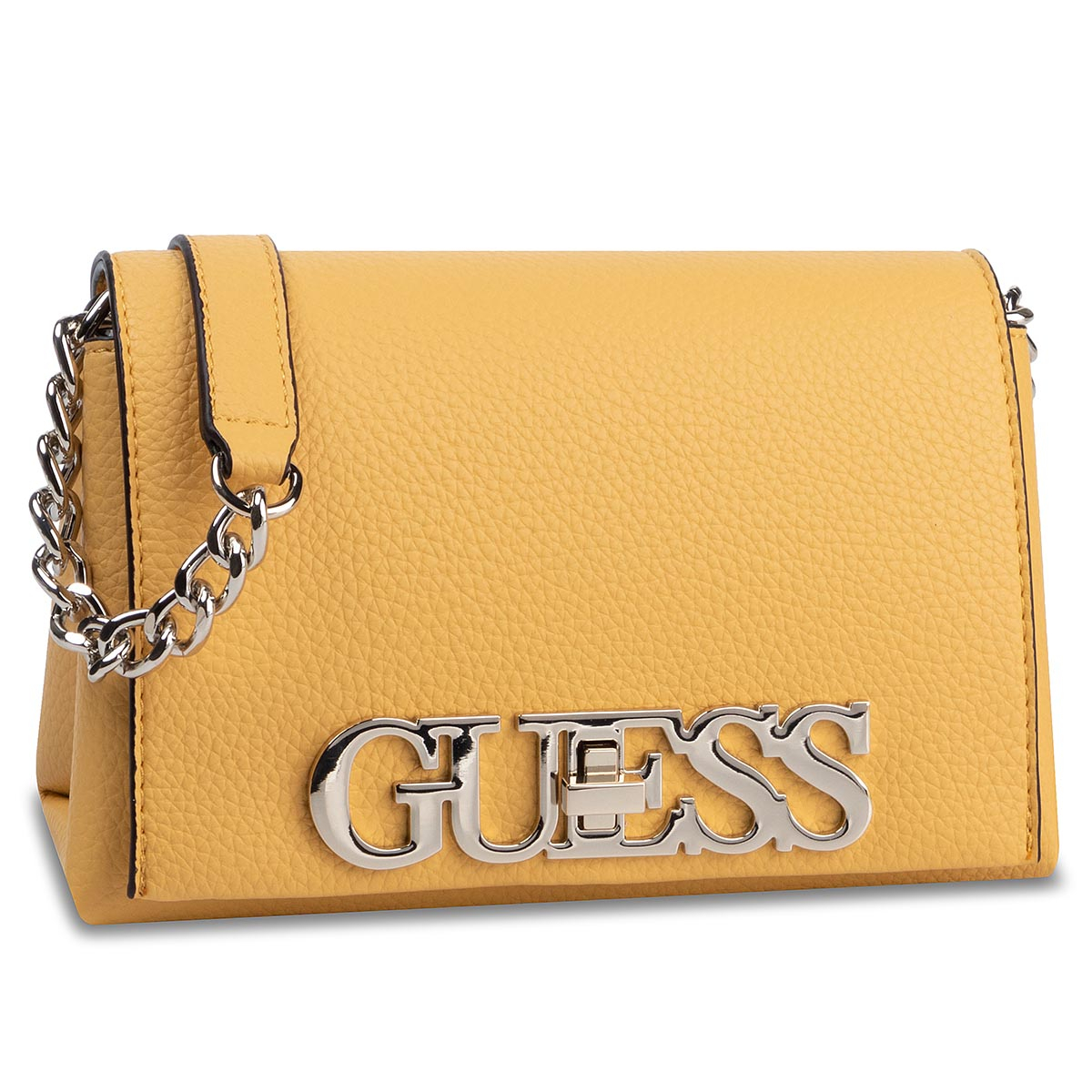 Geantă GUESS - Uptown Chic (VG) Mini HWVG73 01780 YEL