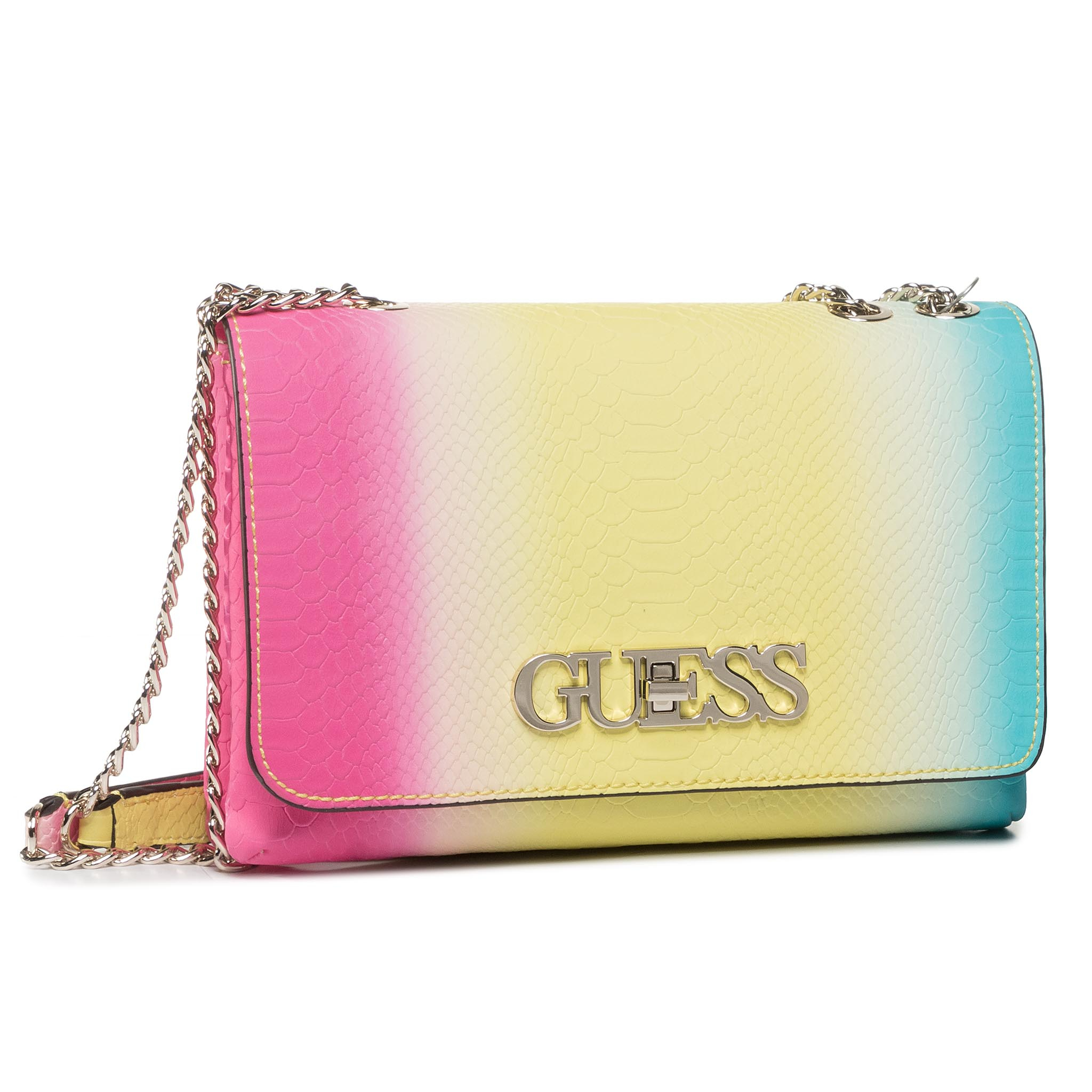 Geantă GUESS - Guess Chic (VG) HWVG75 89210 MULTI SOM