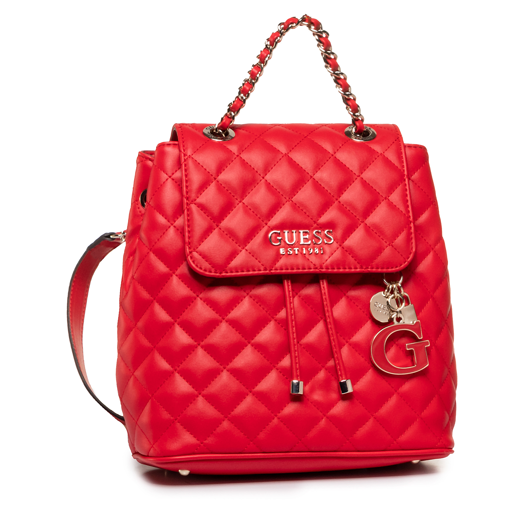 Rucsac GUESS - Melise (VG) HWVG76 67320 RED
