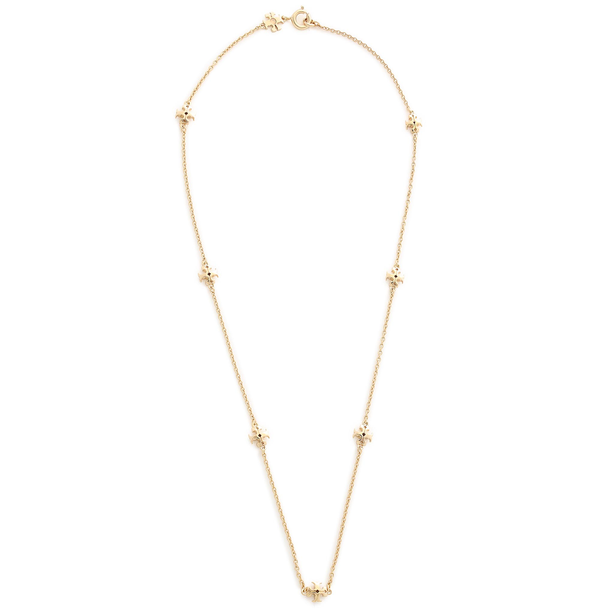 Colier TORY BURCH - Kira Necklace 64966 Tory Gold 720