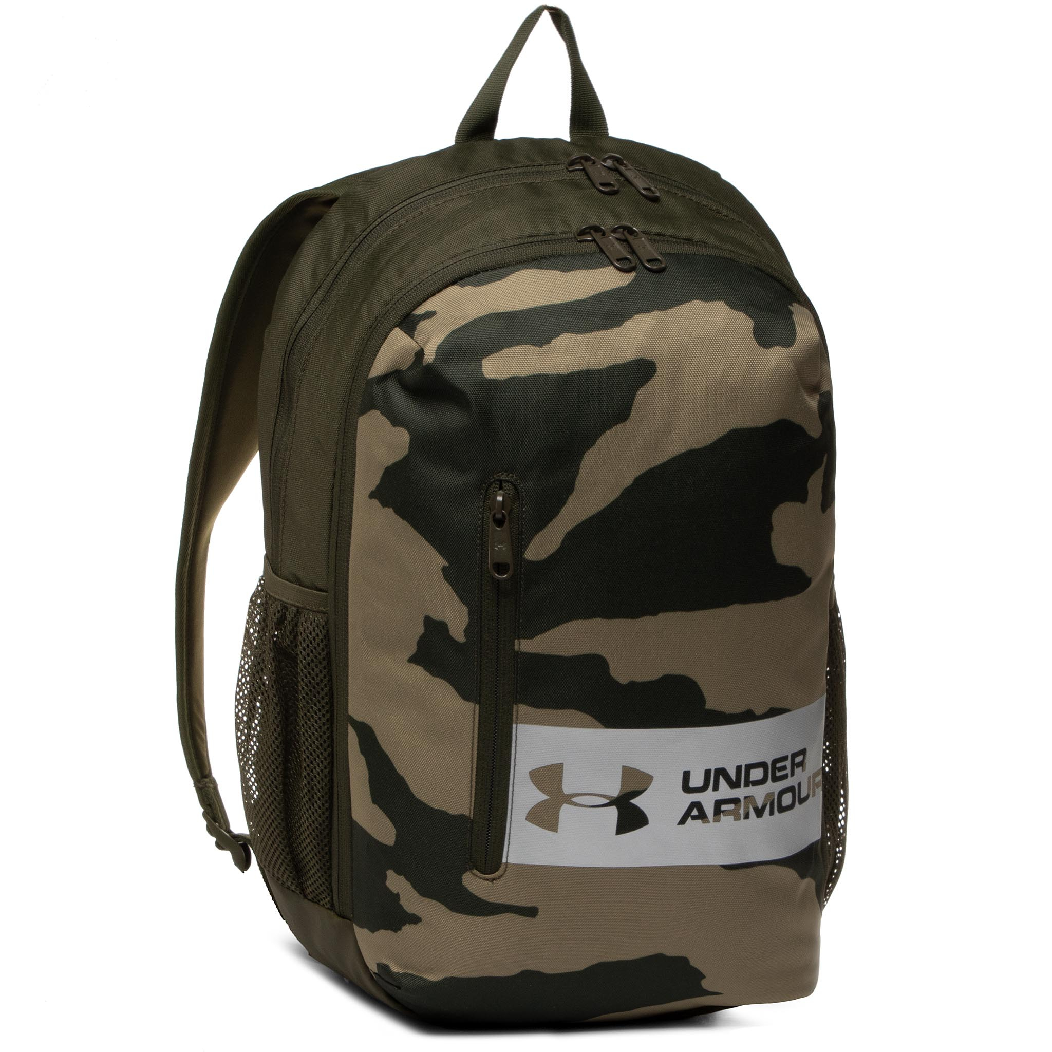 Rucsac UNDER ARMOUR - Ua Roland Backpack 1327793-331 Green