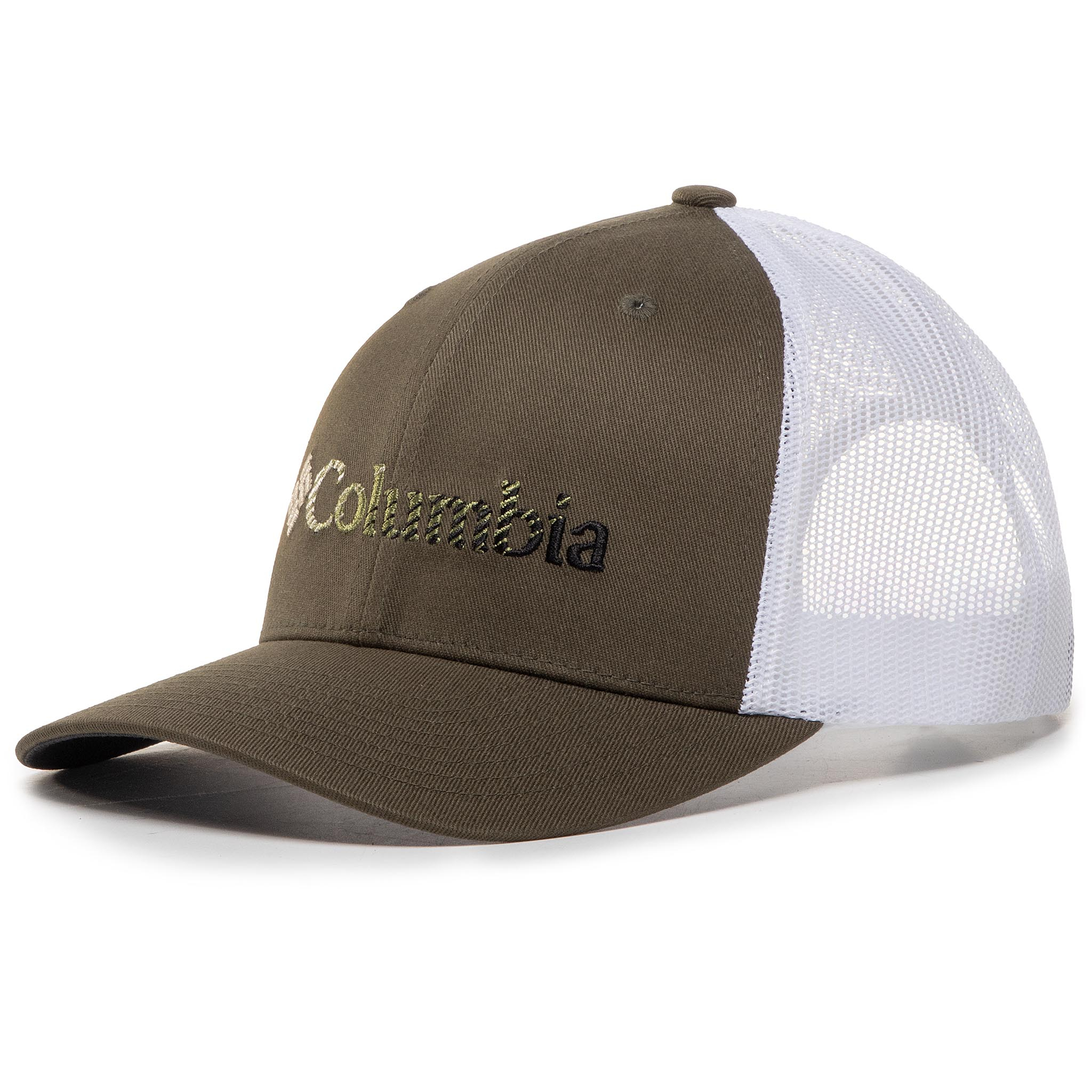 Șapcă COLUMBIA - Mesh Snap Back Hat 1652541327 New Olive/White 327