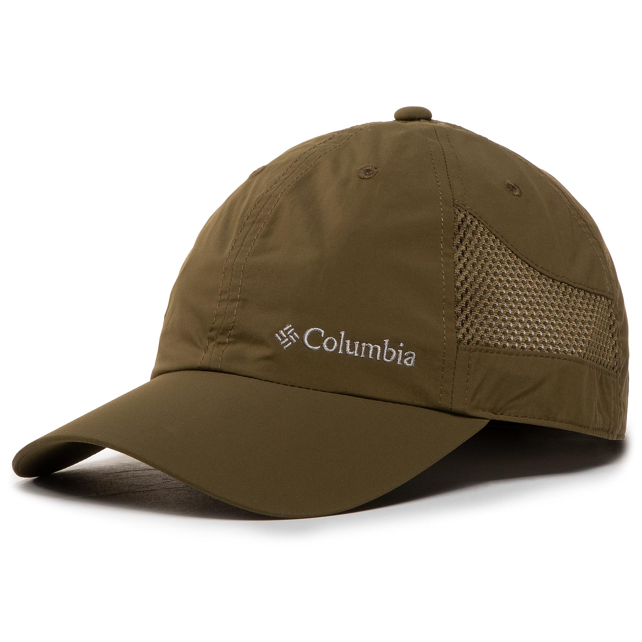 Șapcă COLUMBIA - Tech Shade Hat 1539331327 Olive 327