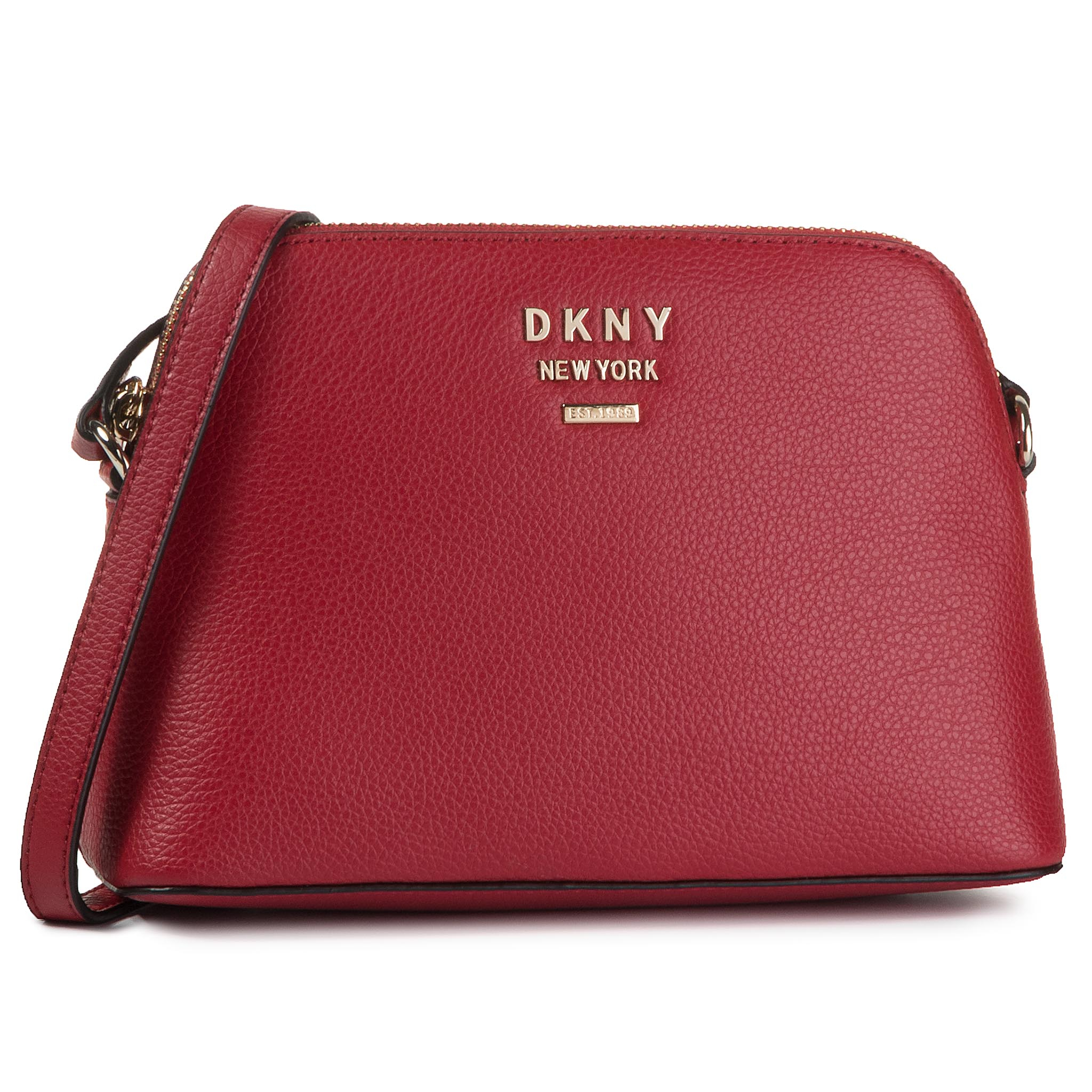 Geantă DKNY - Whitney Dome Cbody R94EHG04 Bright Red/8RD