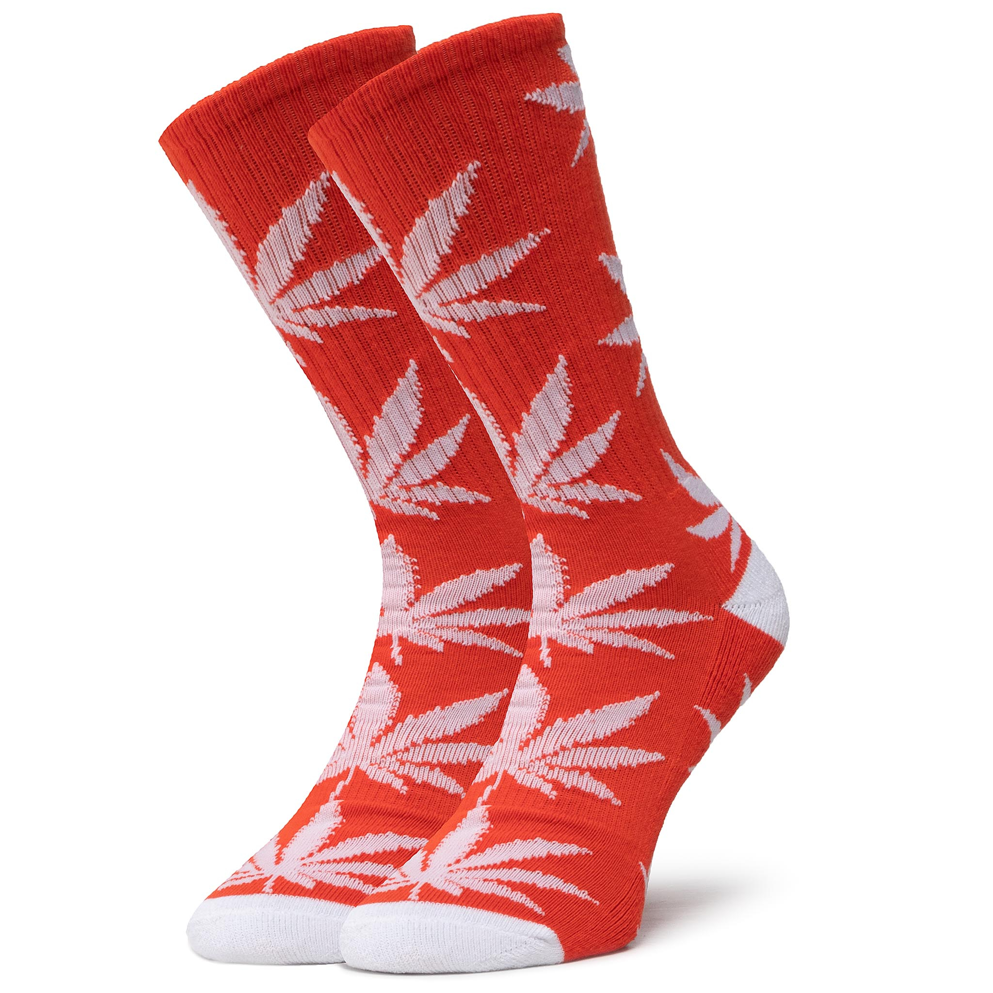 Șosete Înalte Unisex Huf - Essentials Plantlife Sock Sk00298 R.Os Mandarin Red imagine epantofi.ro 2021