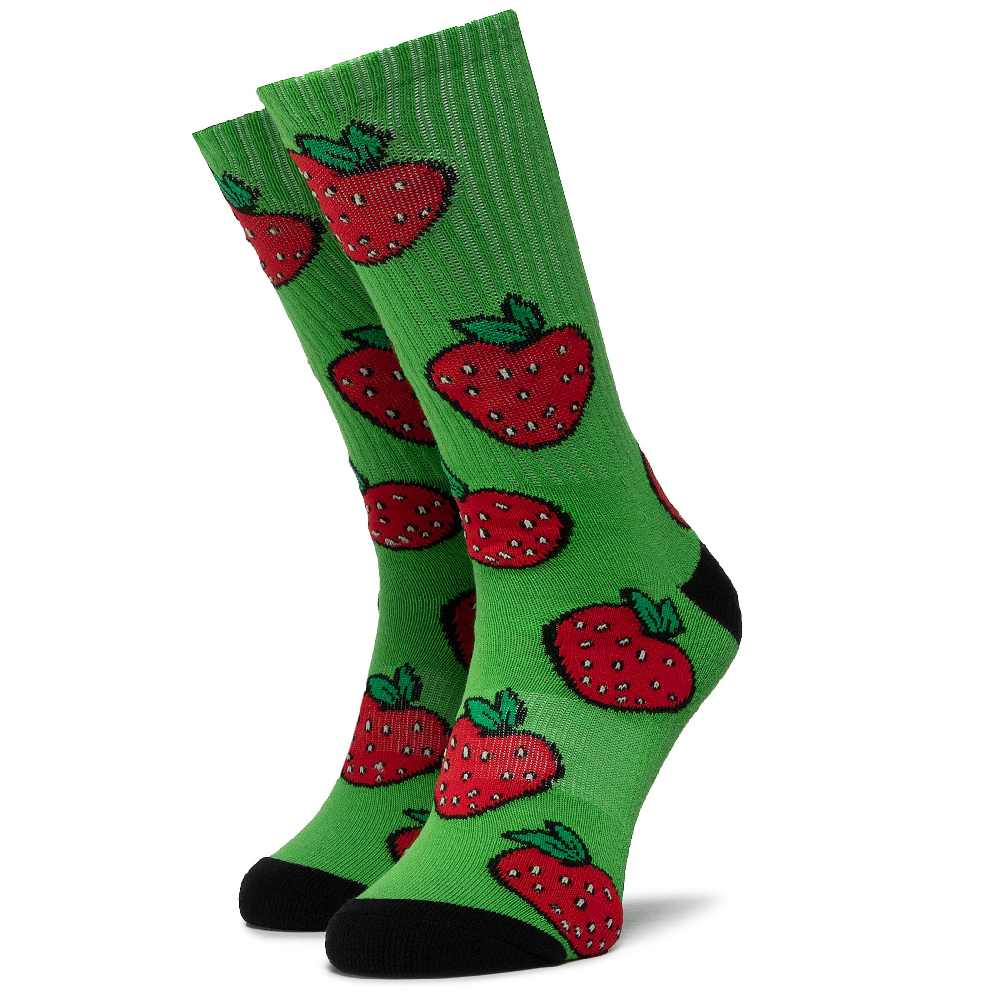 Șosete Înalte Unisex Huf - Strawberry Sock Sk0046 R.Os Shamrock imagine epantofi.ro 2021