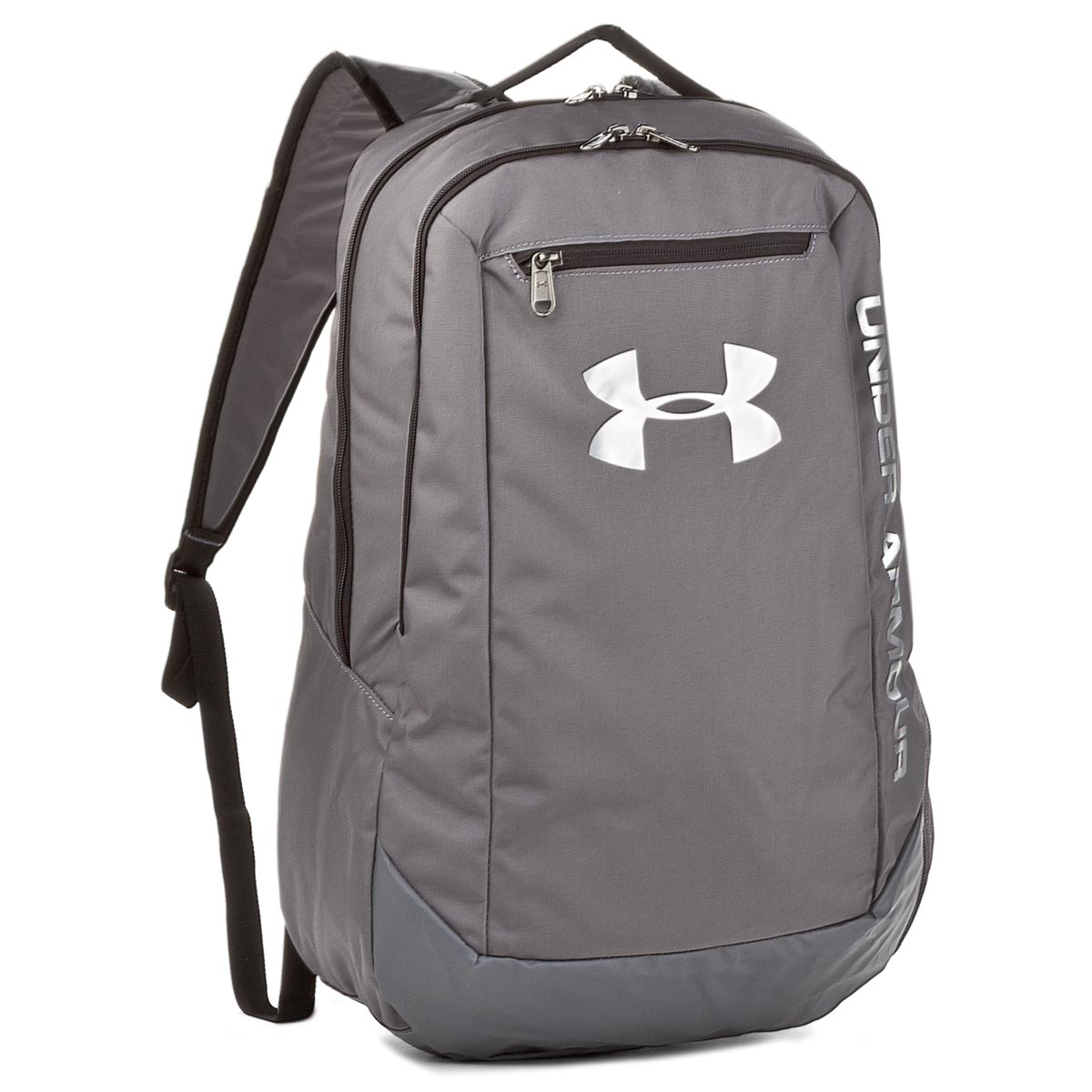 Rucsac UNDER ARMOUR - Ua Hustle Backpack 1273274-040 Ldwr/Gph/Gph/Slv