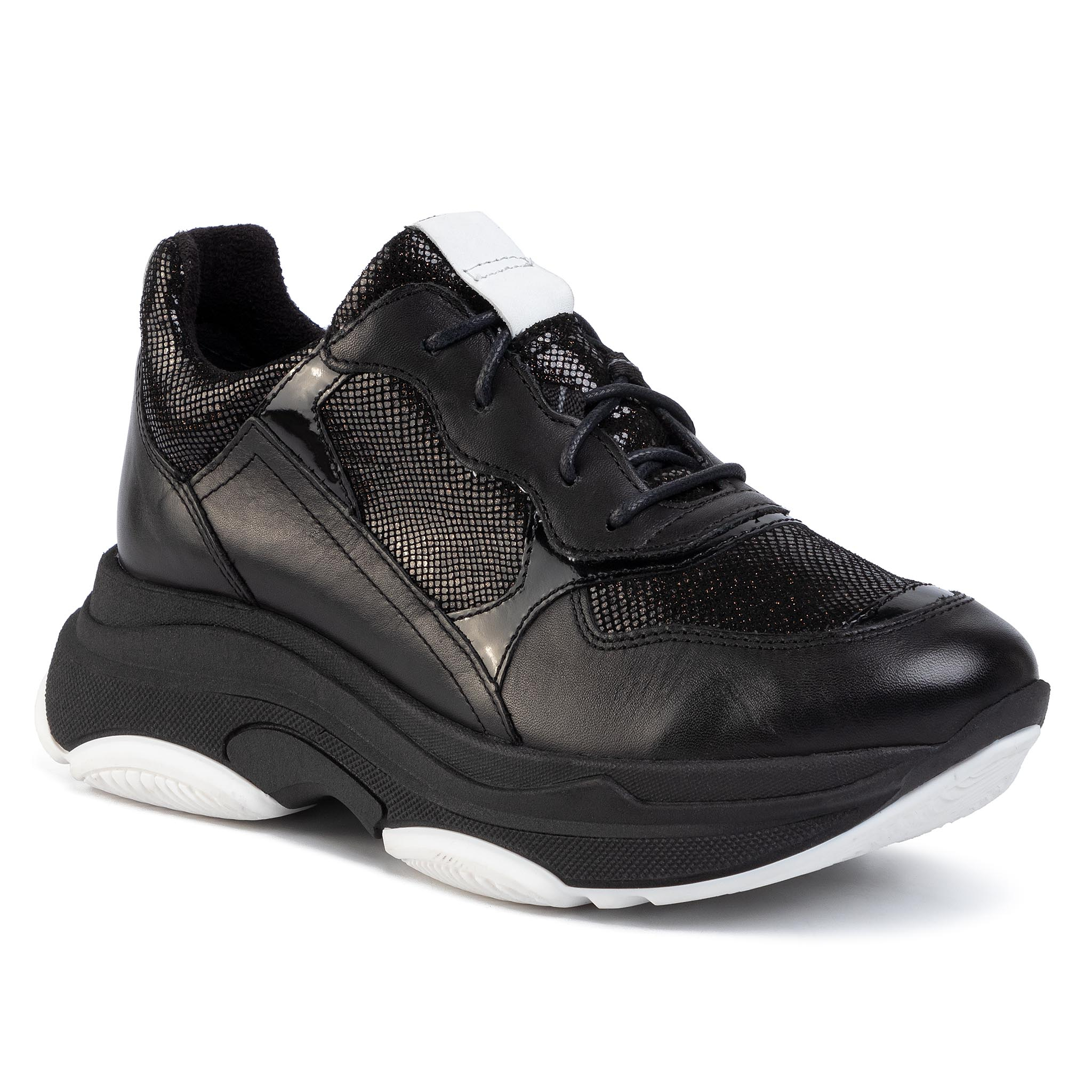 Sneakers GINO ROSSI - RST-BALE-02 Black