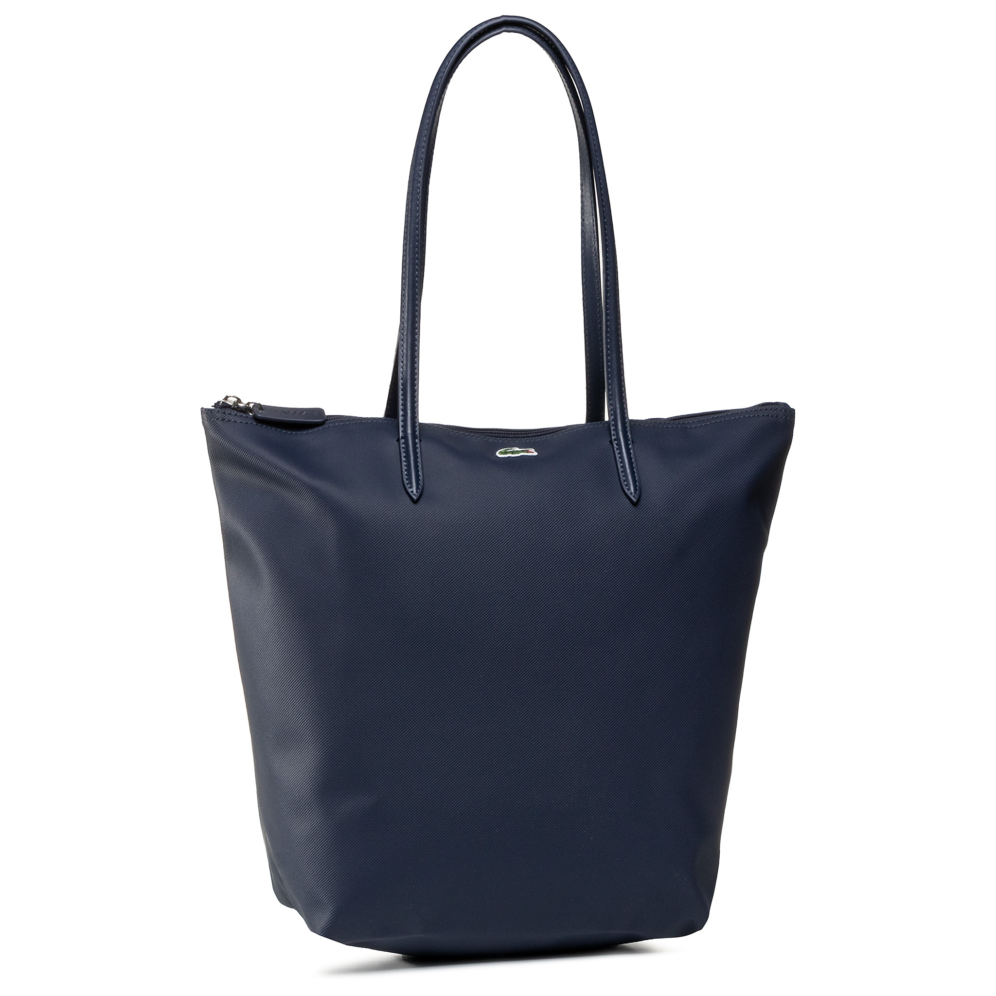Geantă LACOSTE - Vertical Shopping Bag NF1890PO Navy 141
