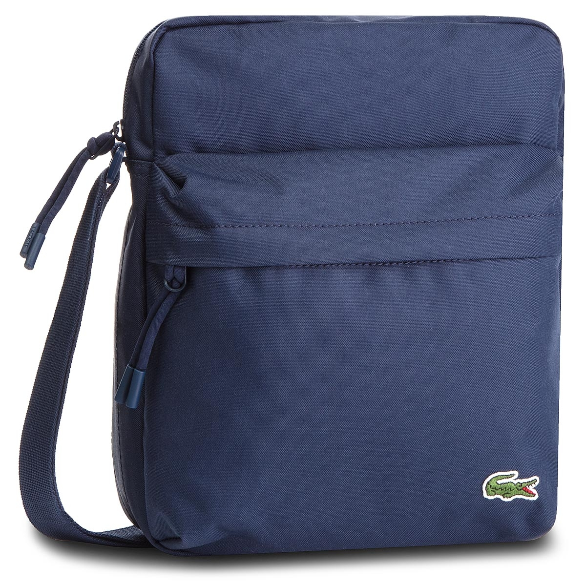 Geantă crossover LACOSTE - Crossover Bag NH2012NE Peacoat 992