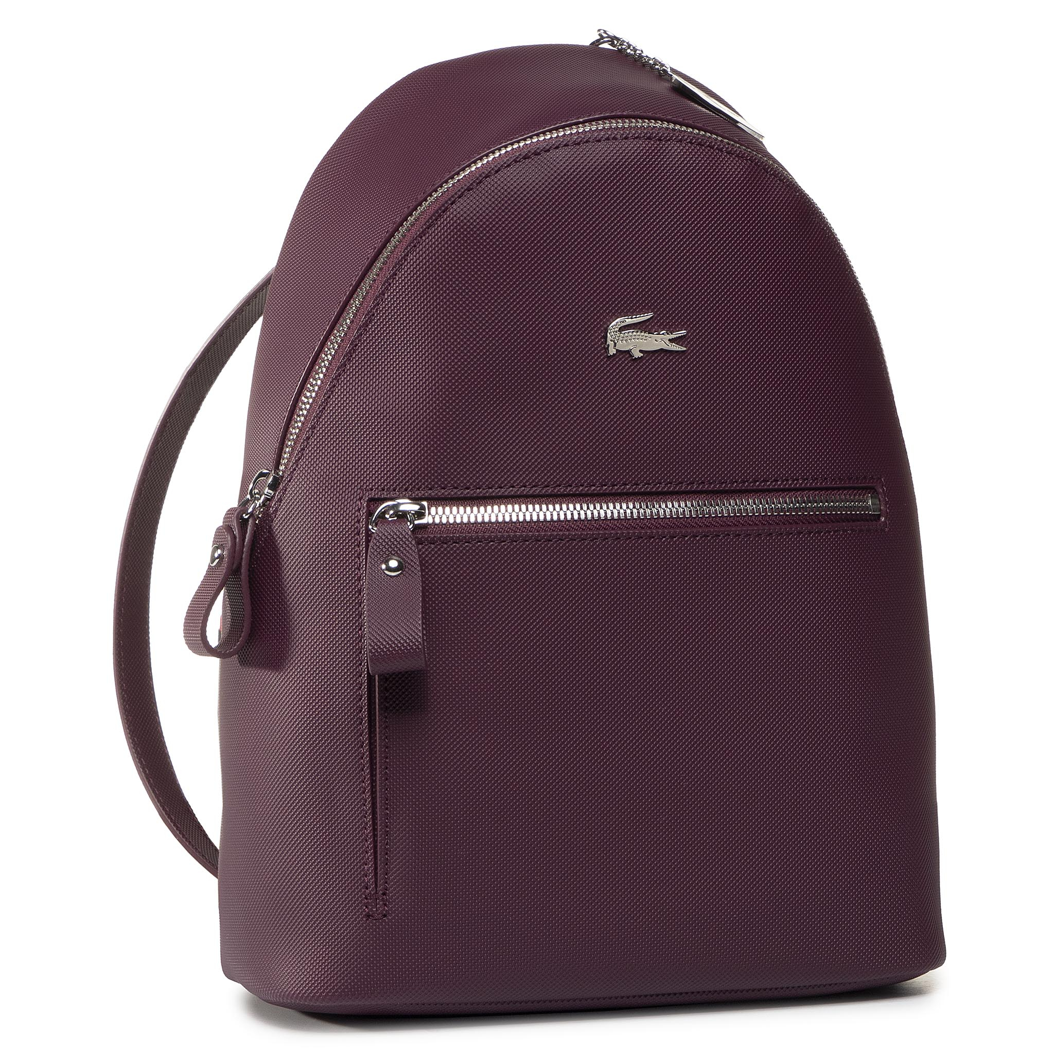 Rucsac LACOSTE - Backpack NF2773DC Grape Wine D49