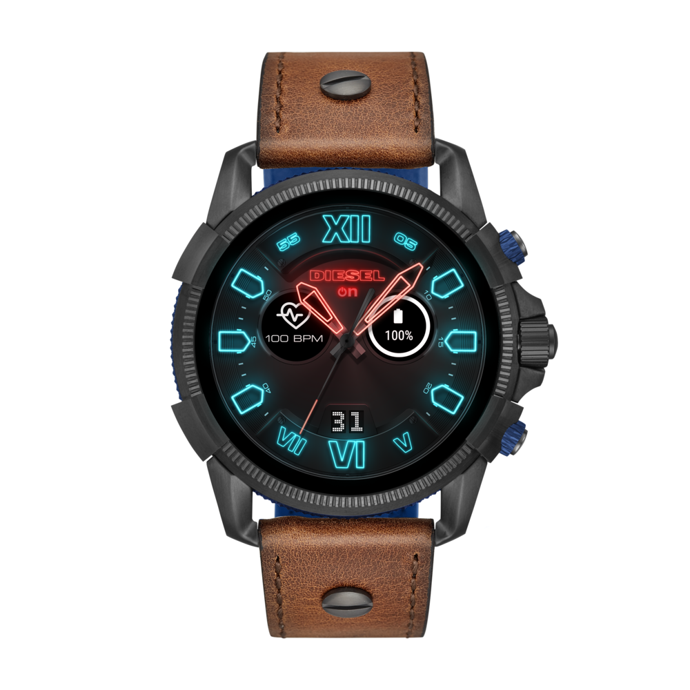 Smartwatch Diesel - Full Guard 2.5 Dzt2009 Black/Brown imagine