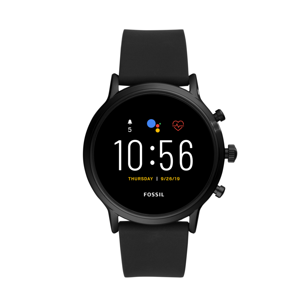 Smartwatch Fossil - Carlyle Ftw4025 Black/Black imagine