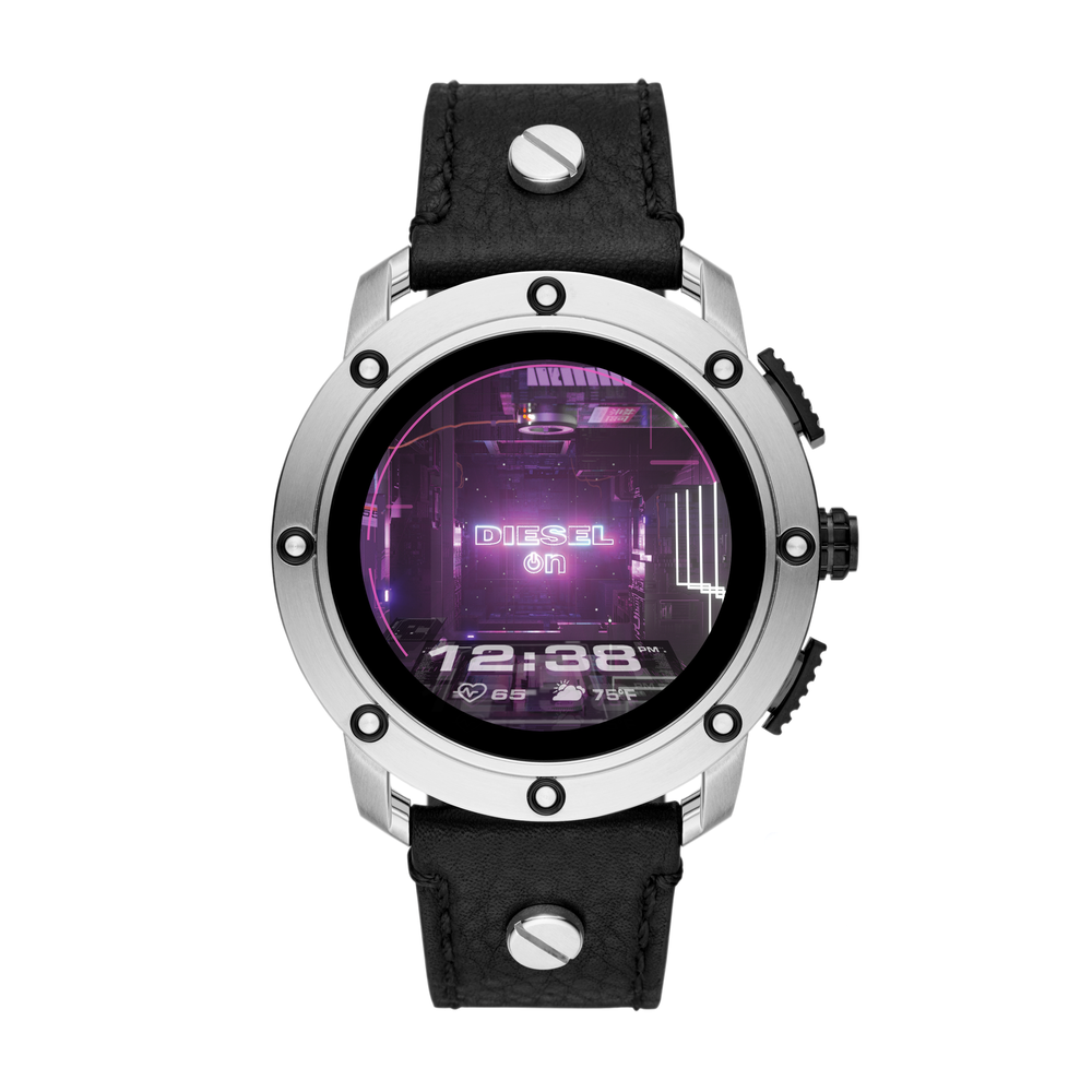 Smartwatch Diesel - Axial Dzt2014 Black/Silver imagine