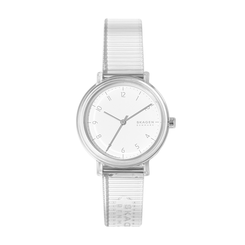 Ceas SKAGEN - Aaren Transparent Three SKW2858 White/White
