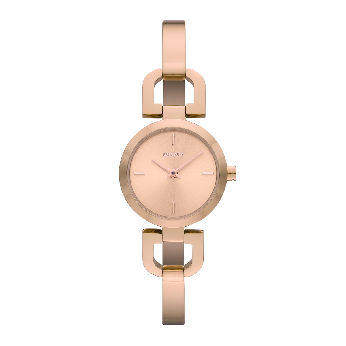 Ceas DKNY - Reade NY8542 Rose Gold/Rose Gold