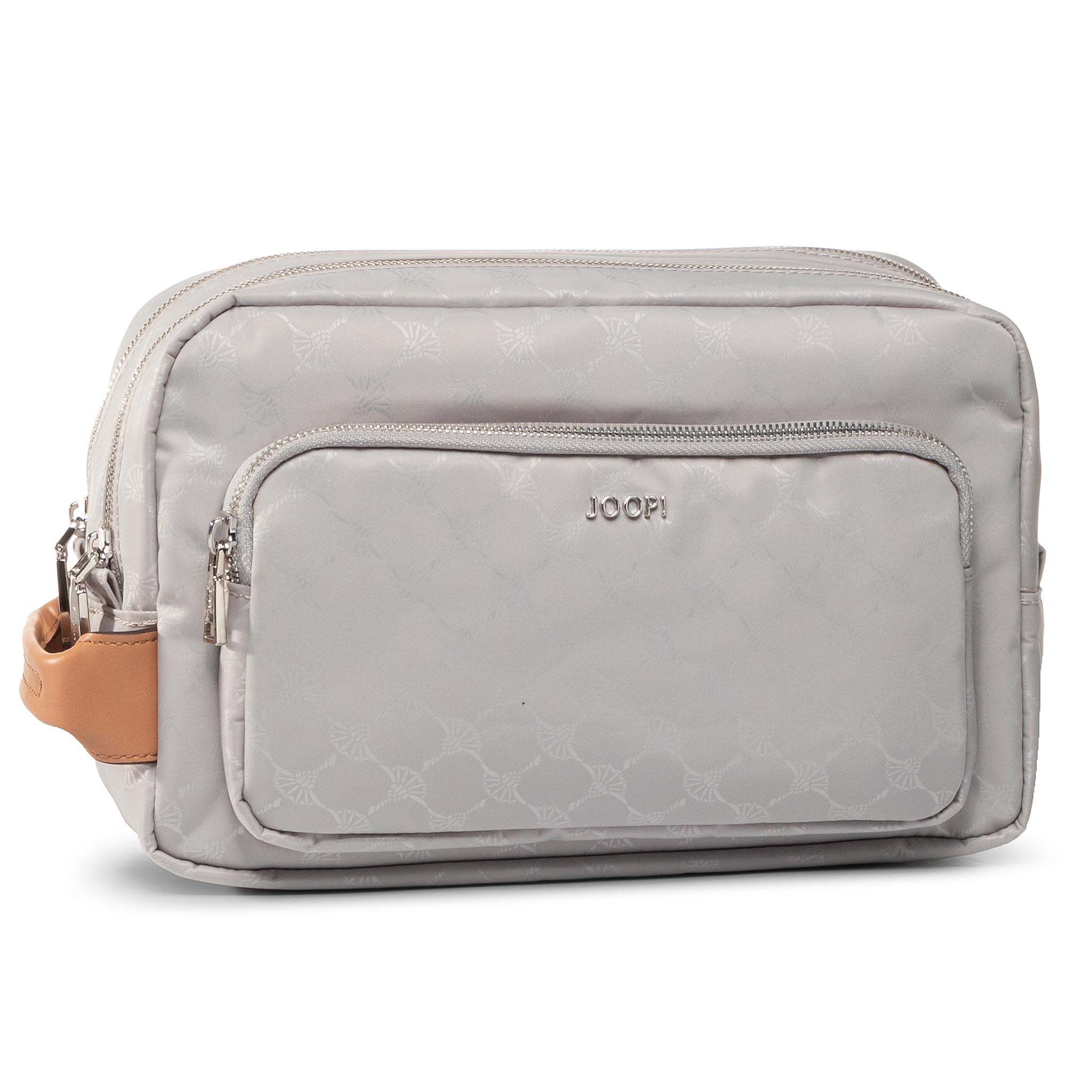 Geantă Pentru Cosmetice Joop! - Molly Washbag 4140004771 Light Grey 801 imagine epantofi.ro 2021