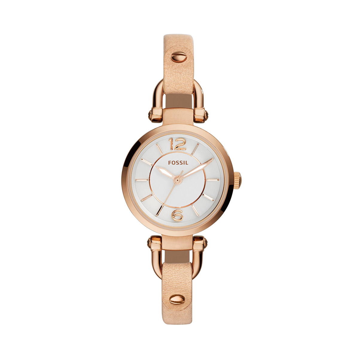 Ceas FOSSIL - Georgia ES3745 Other/Rose Gold