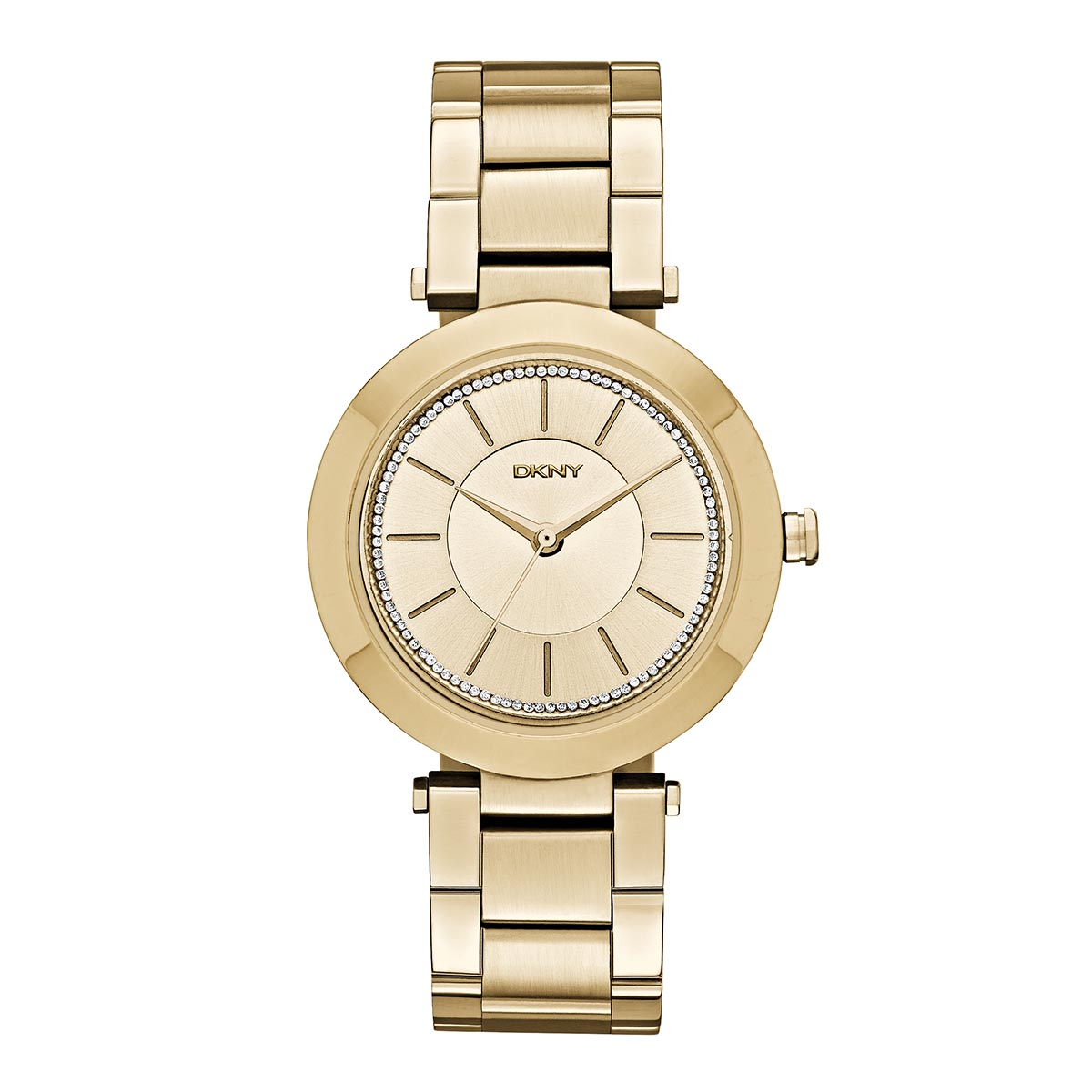 Ceas DKNY - Stanhope NY2286 Gold/Gold