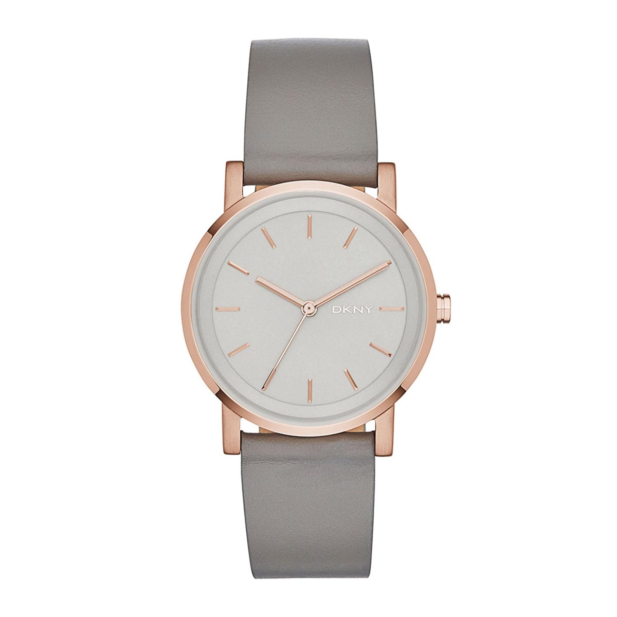 Ceas DKNY - Soho NY2341 Gray/Rose Gold