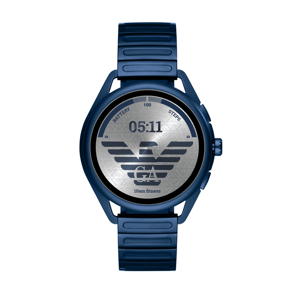 Smartwatch Emporio Armani - Matteo Art5029 Navy/Navy imagine