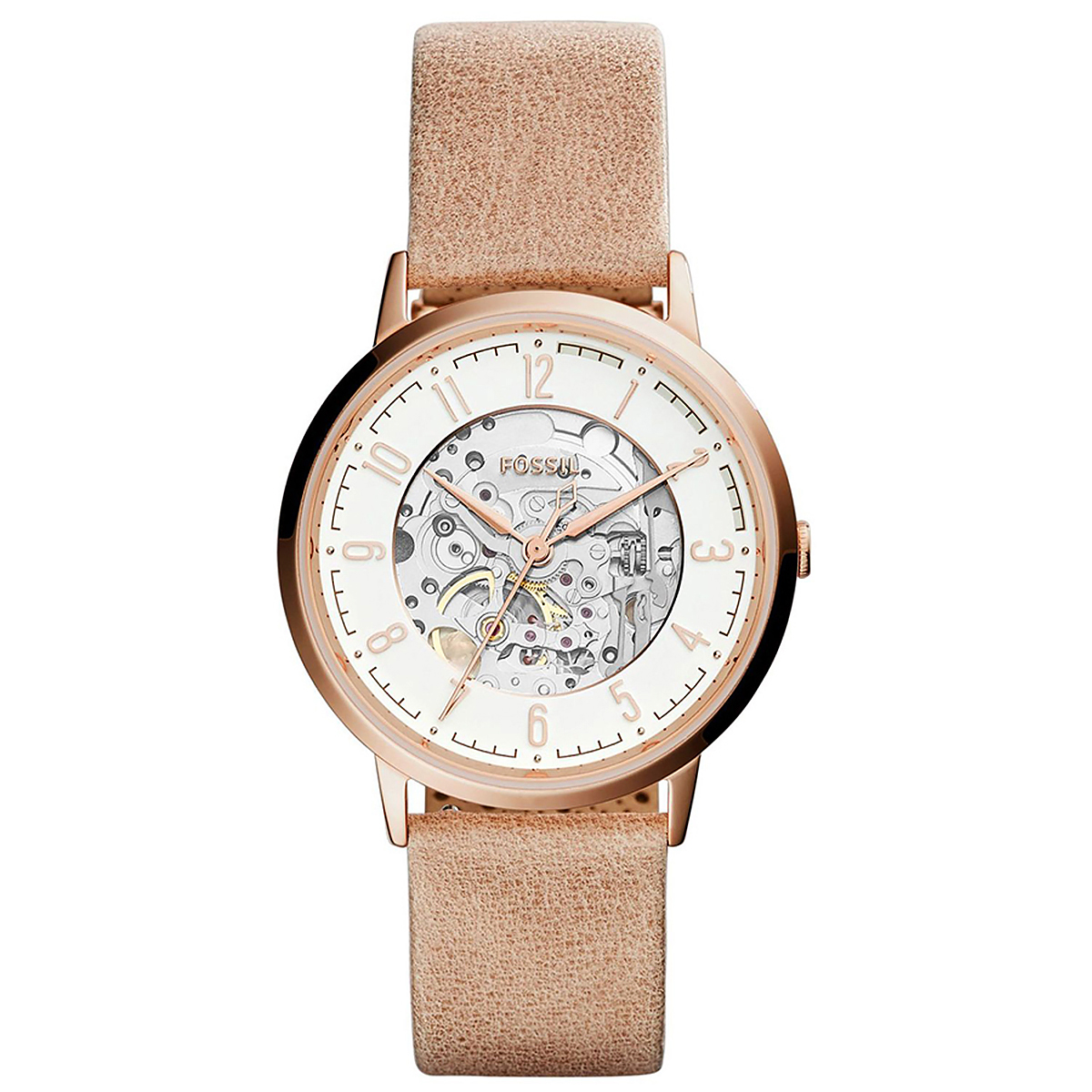 Ceas FOSSIL - Vintage Muse Me ME3152 Nude/Rose Gold