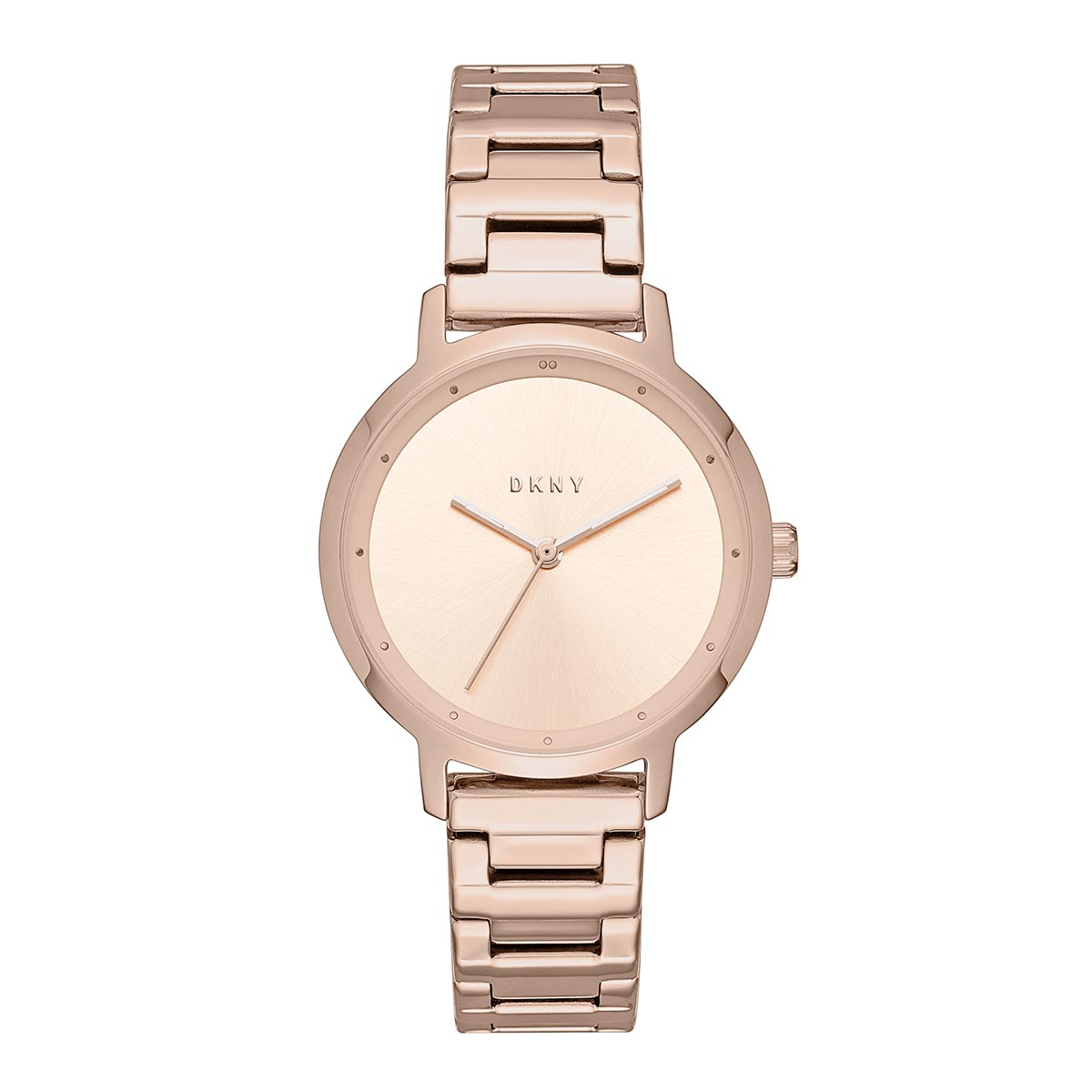 Ceas DKNY - The Modernist NY2637 Rose Gold/Rose Gold