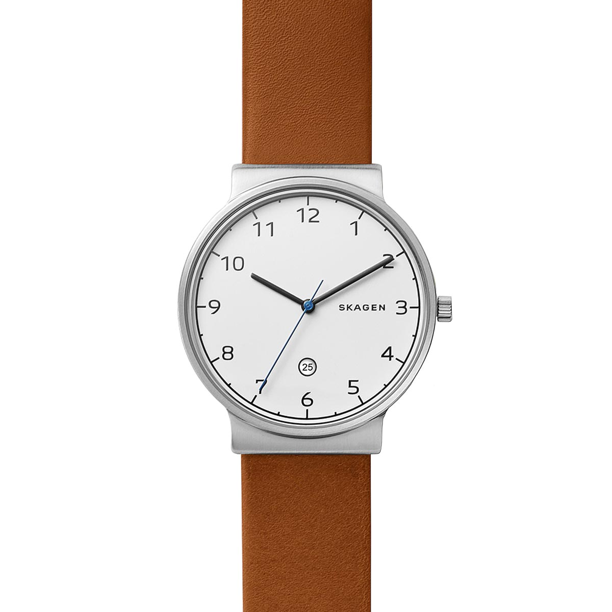 Ceas SKAGEN - Ancher SKW6433 Brown/Silver