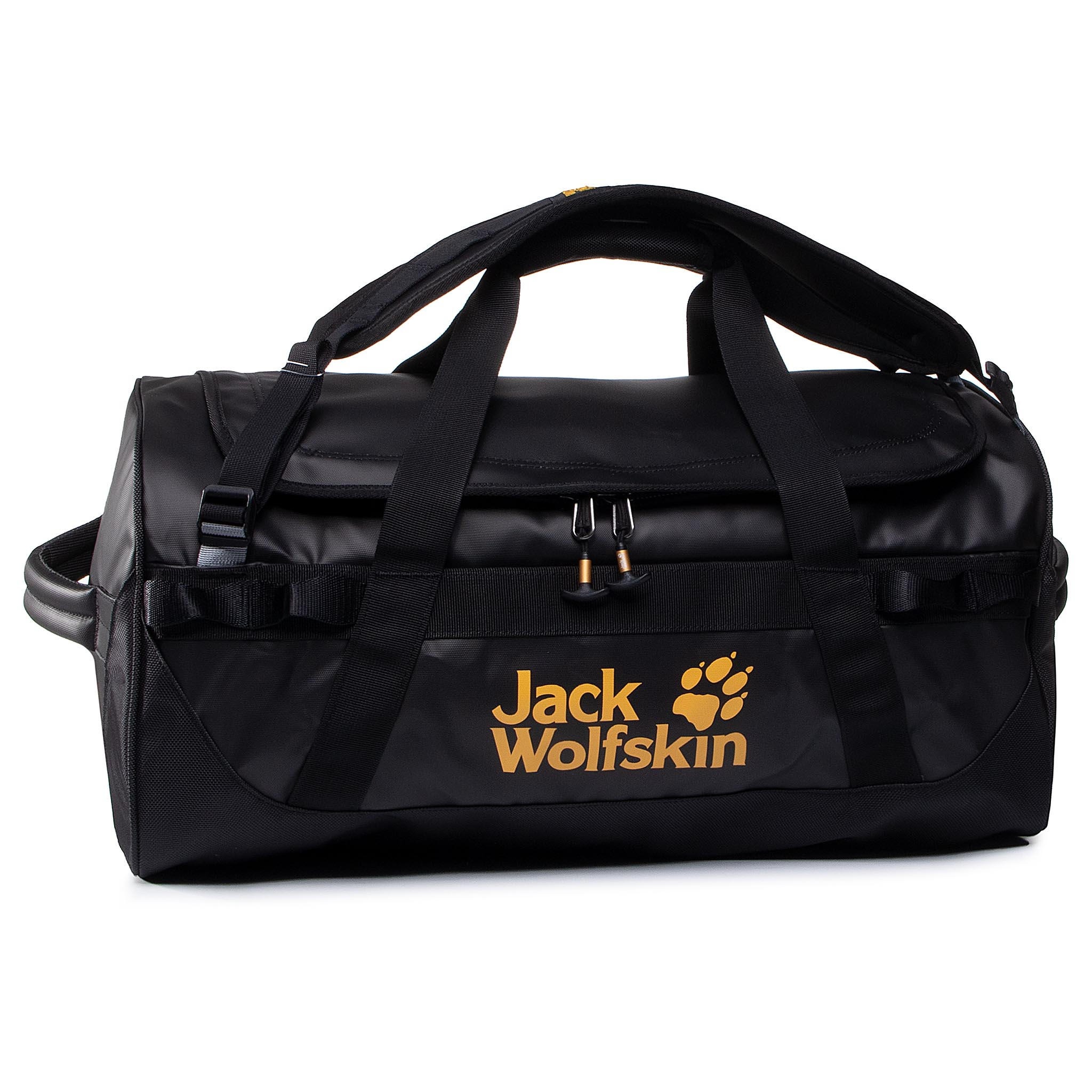 Geantă JACK WOLFSKIN - Expedition Trunk 40 2008631 Black