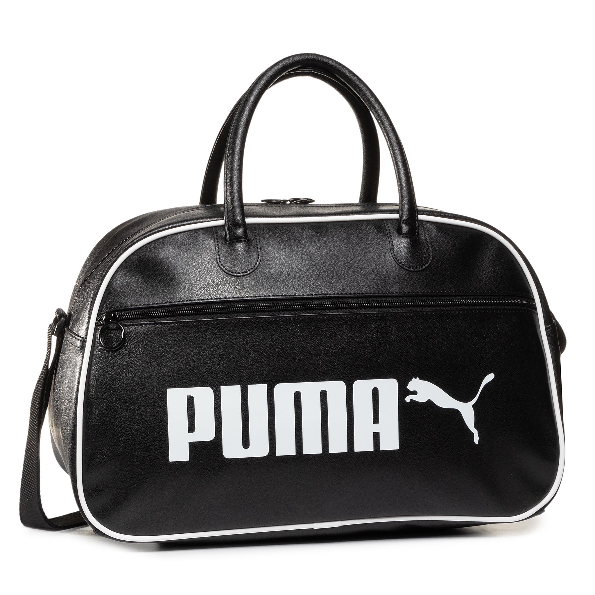 Geantă PUMA - Campus Grip Bag Retro 076695 01 Puma Black