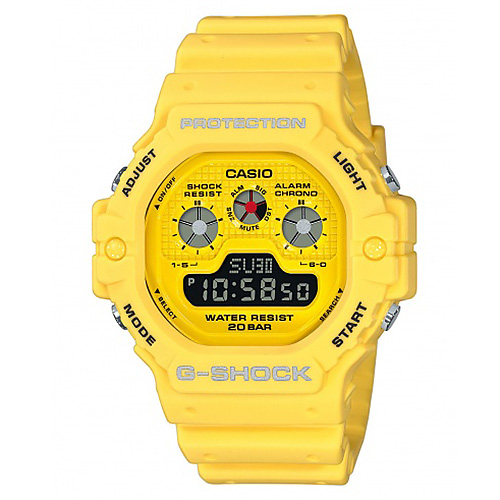 Ceas G-SHOCK - DW-5900RS-9ER Yellow/Yellow