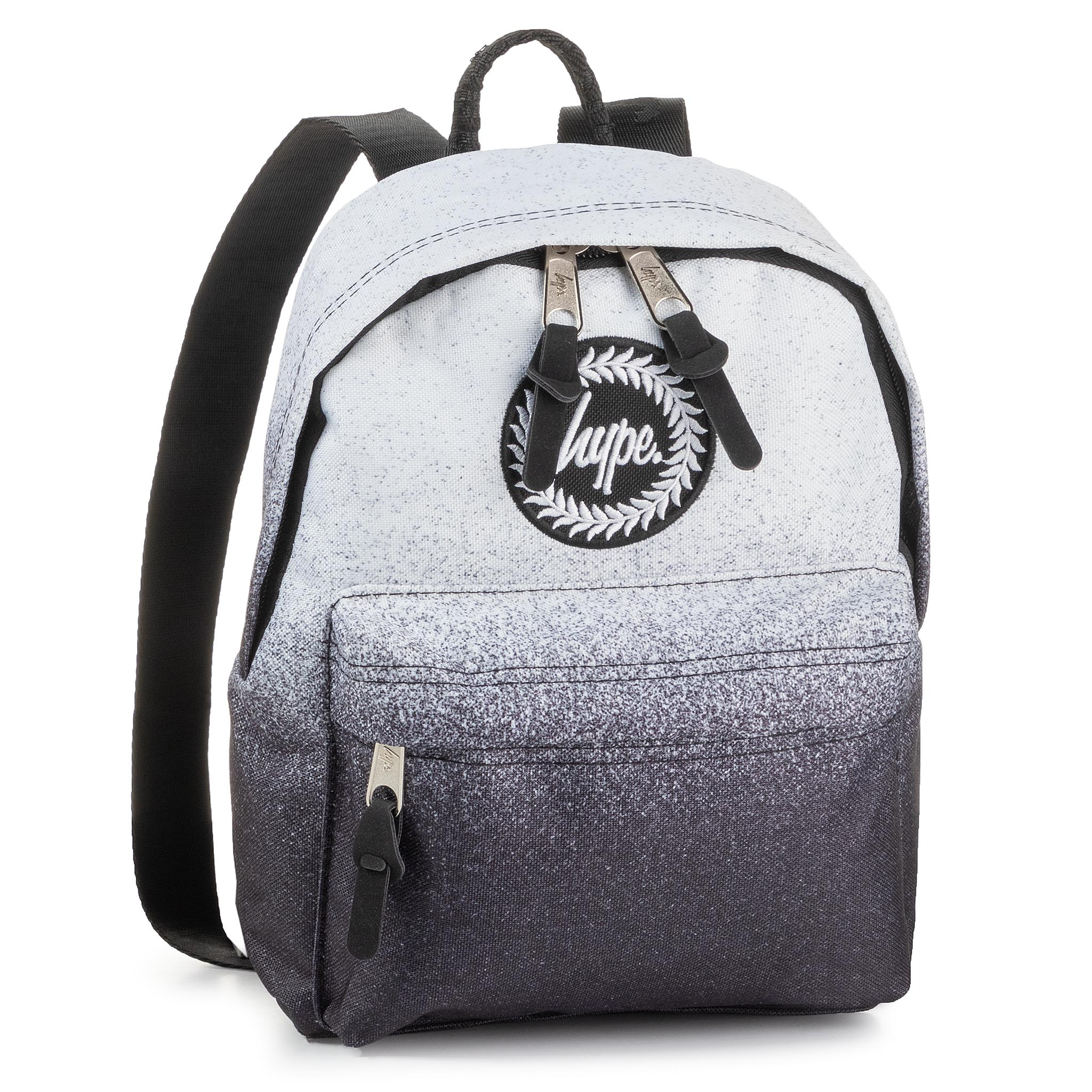 Rucsac HYPE - Speckle Fade YYF580 White/Black