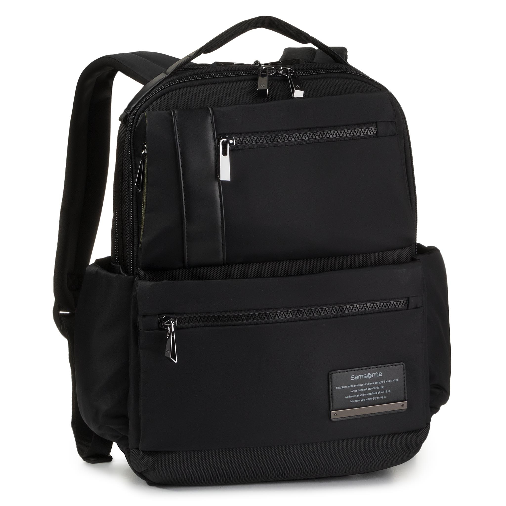 Rucsac SAMSONITE - Laptop Backpack 77707-1465-1CNU Jet Black