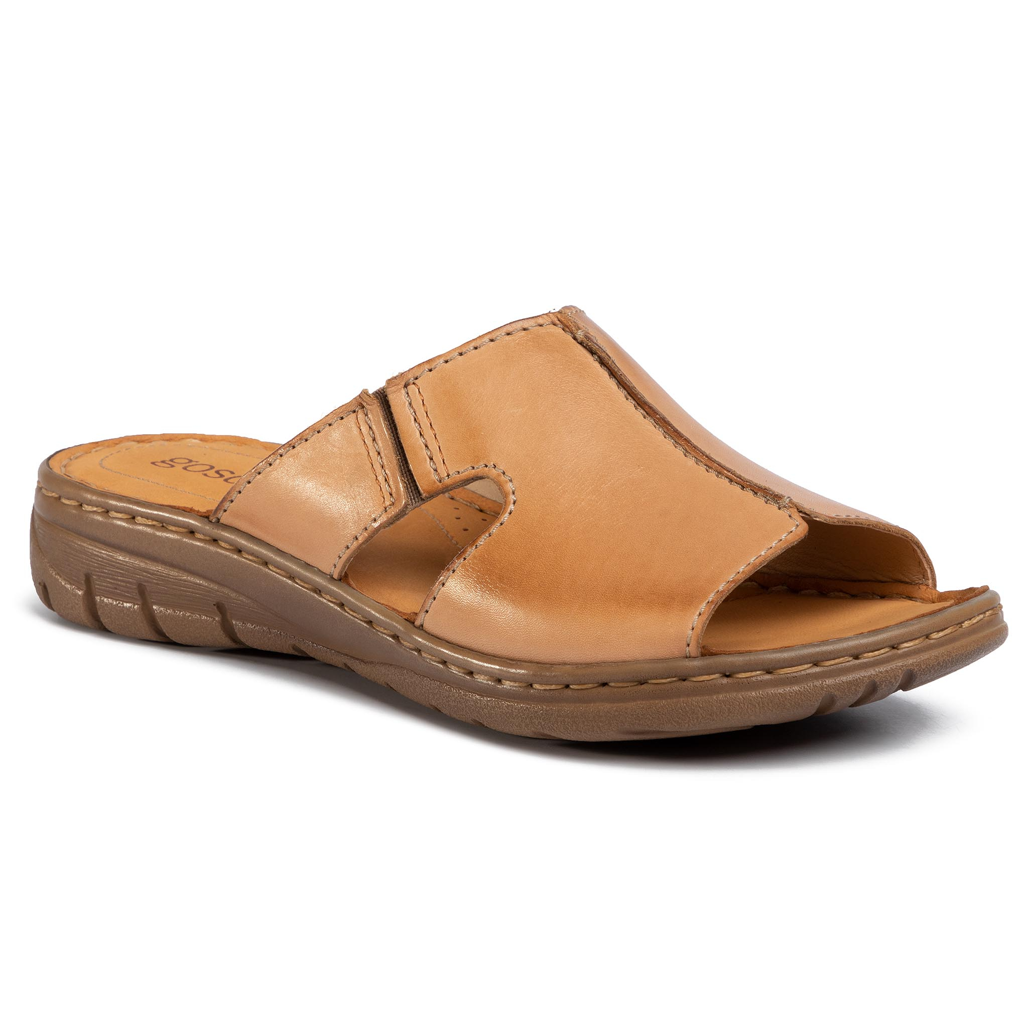 Șlapi Go Soft - Wi20-2041-03 Camel imagine epantofi.ro 2021