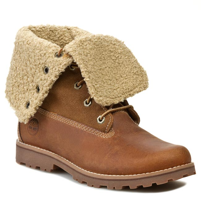 Trappers TIMBERLAND - Auth 6in Shrl Bt 50919/TB0509192141 Brown