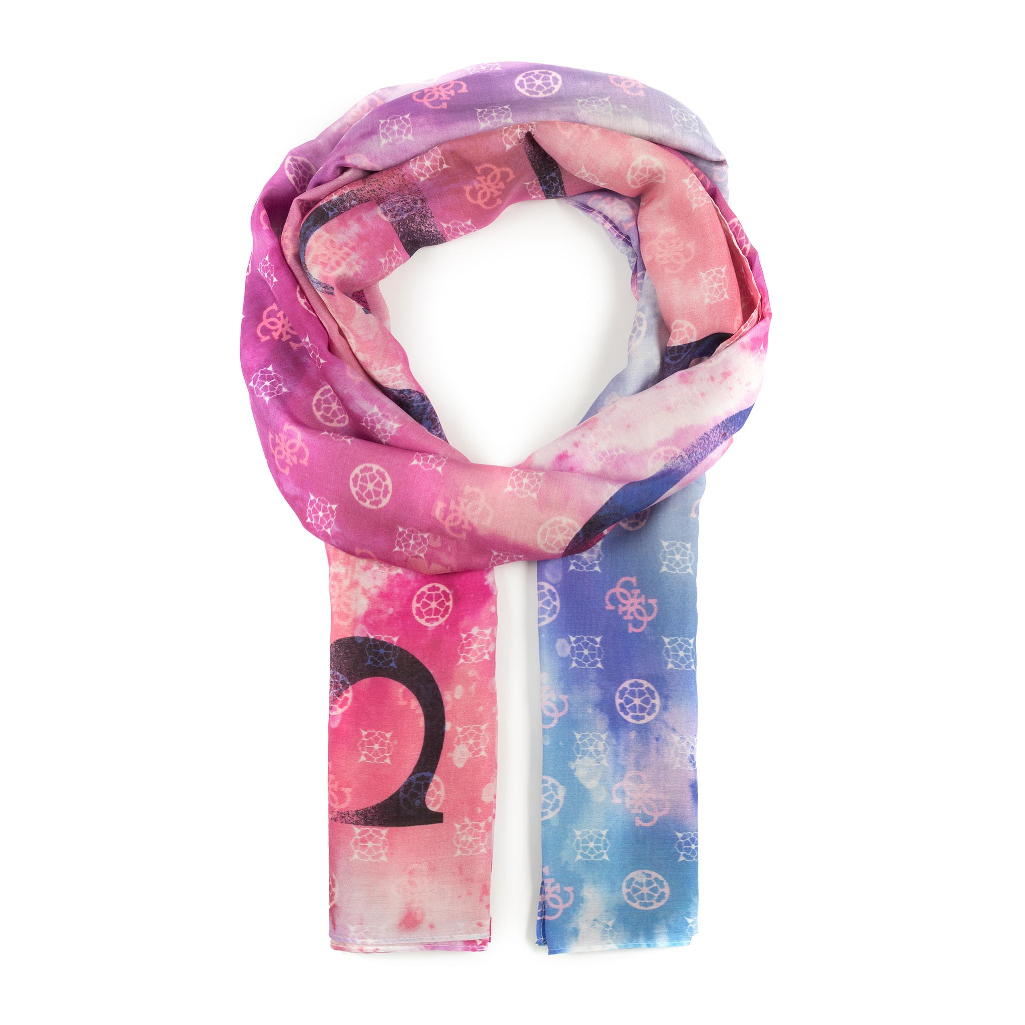 Fular Guess - Not Coordinated Scarves Aw8418 Cot03 Pin imagine epantofi.ro 2021