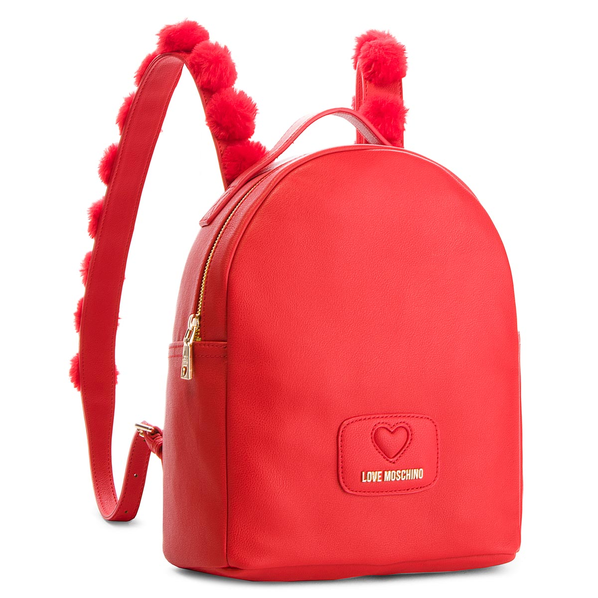 Rucsac LOVE MOSCHINO - JC4287PP06KL0 Rosso