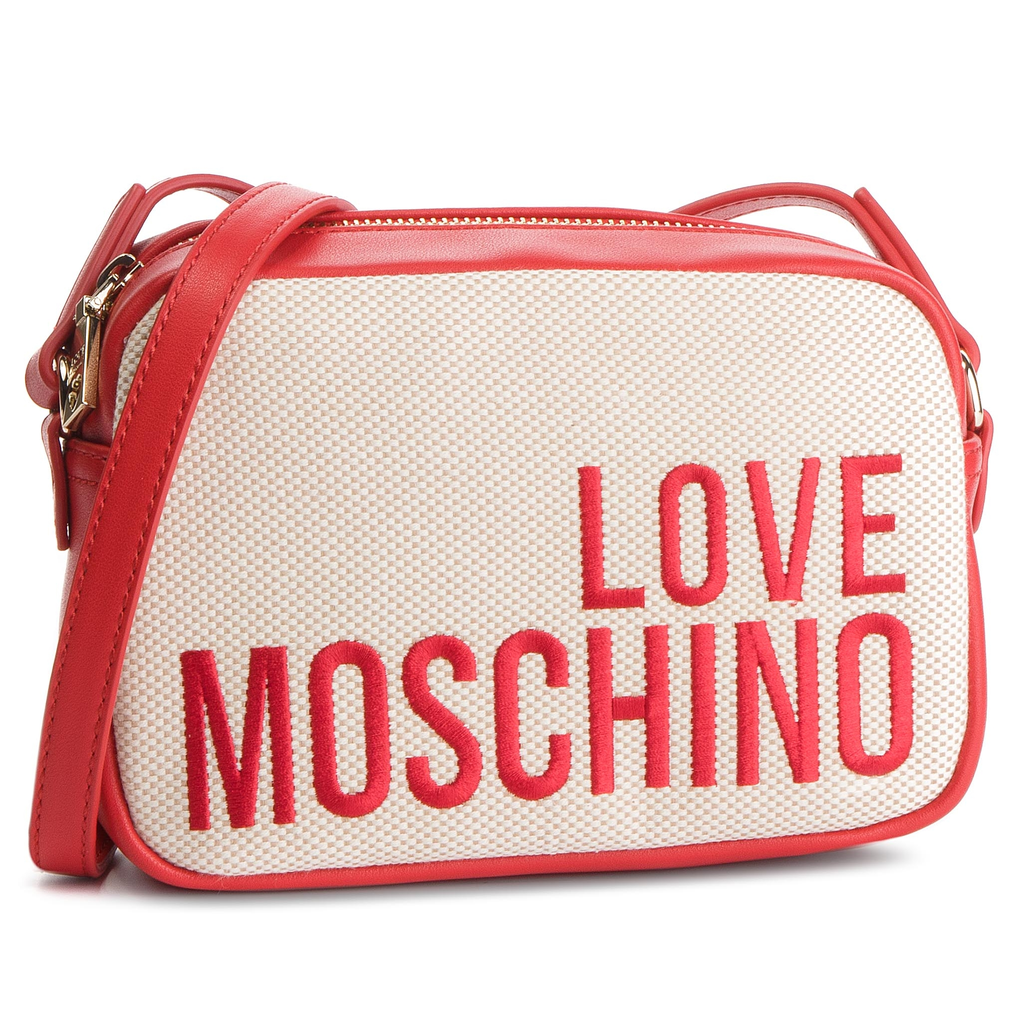 Geantă LOVE MOSCHINO - JC4153PP17LO0107 Naturale