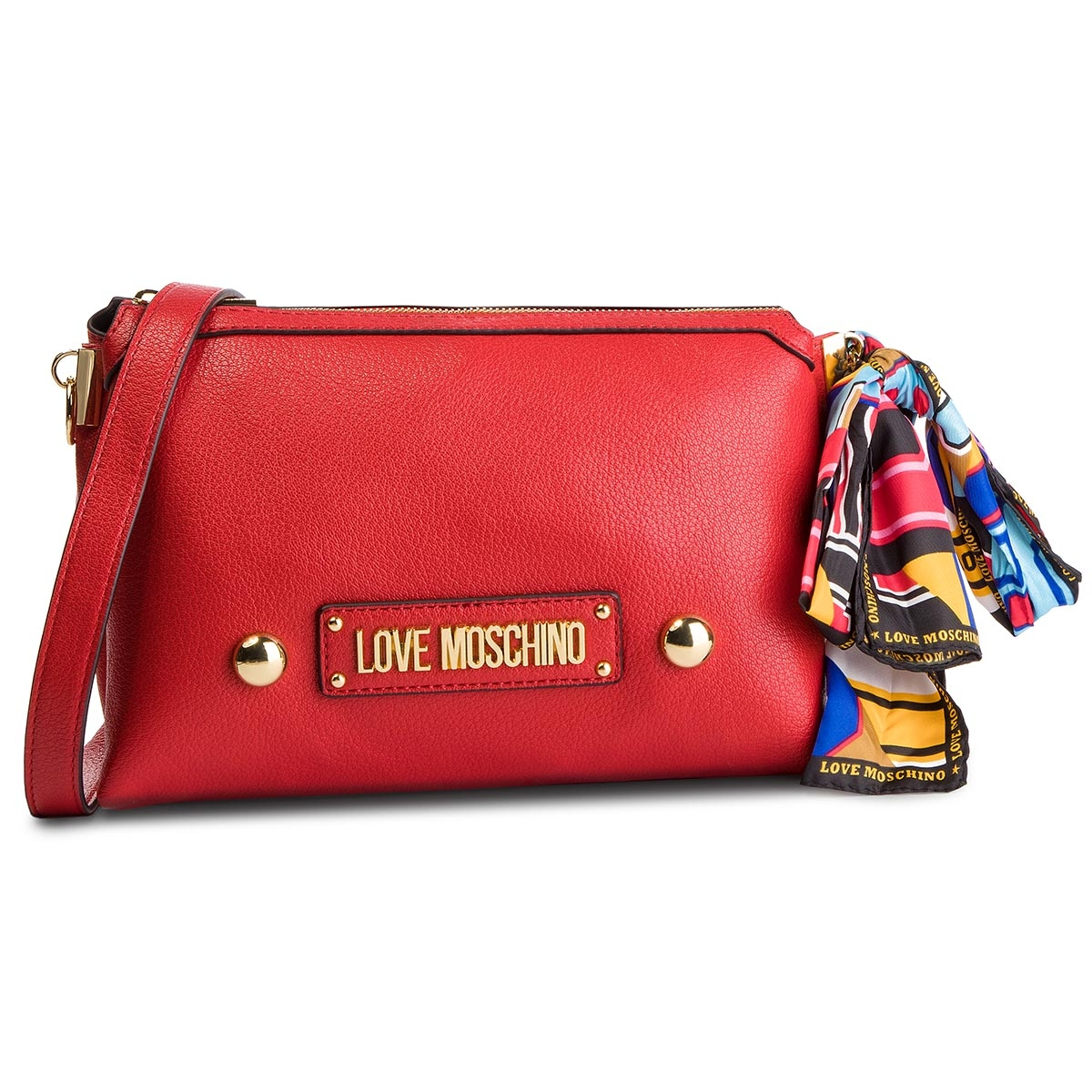 Geantă LOVE MOSCHINO - JC4044PP17LD0500 Rosso
