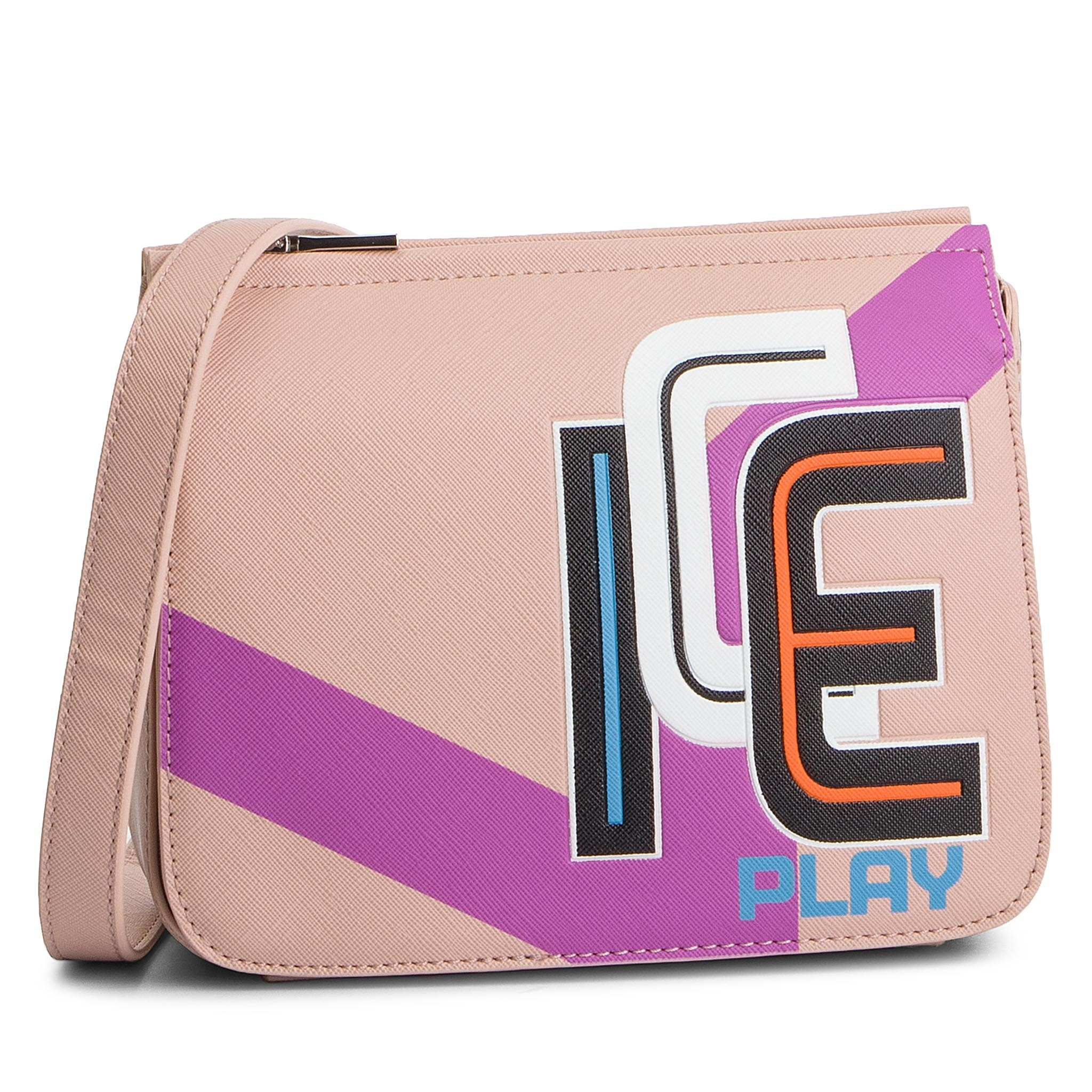 Geantă ICE PLAY - 19E W2M1 7235 6936 4419 Pink