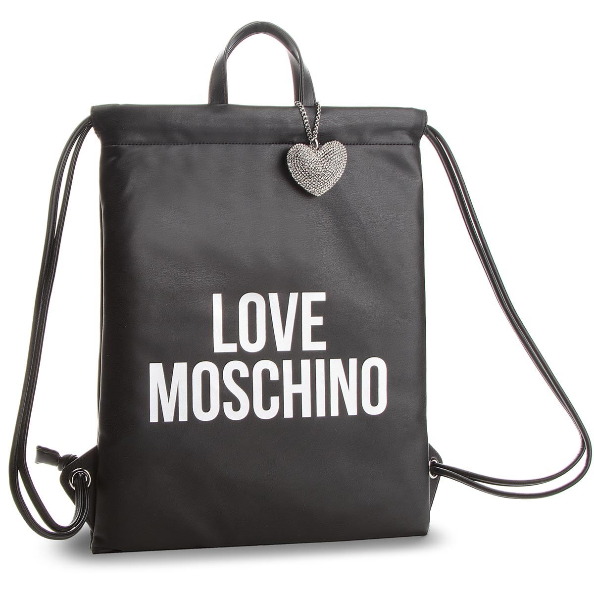 Rucsac LOVE MOSCHINO - JC4094PP16LM100B Argento