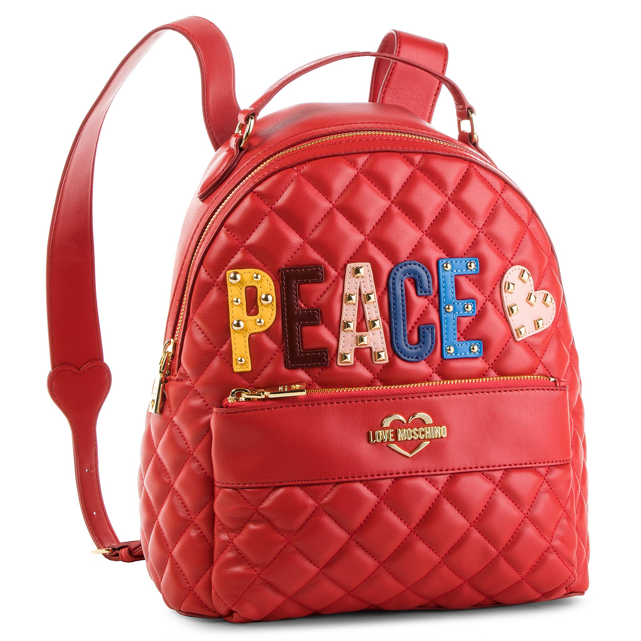 Rucsac LOVE MOSCHINO - JC4227PP06KC0500 Rosso