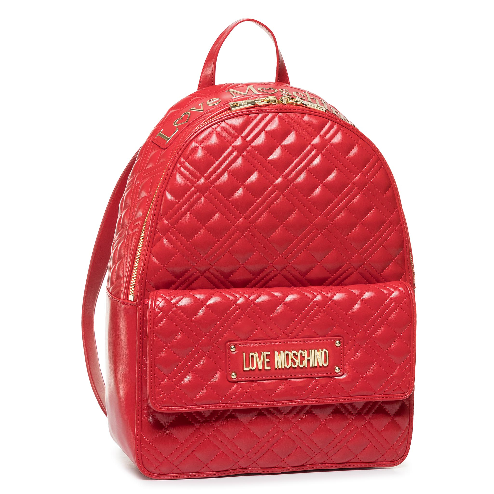 Rucsac LOVE MOSCHINO - JC4004PP1ALA0500 Rosso
