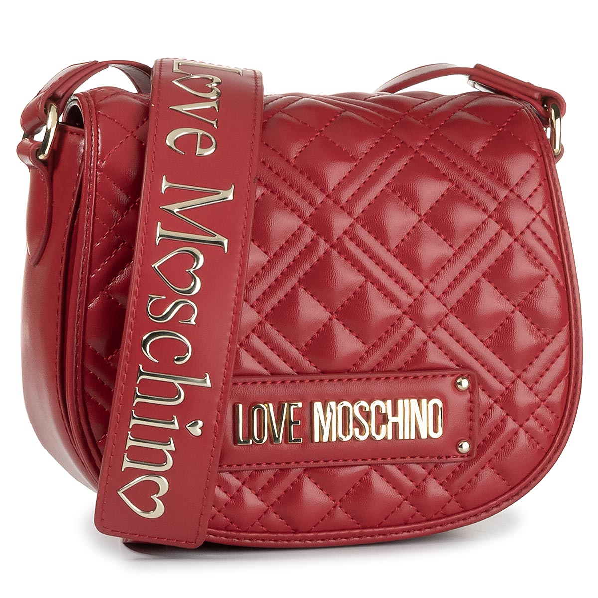 Geantă LOVE MOSCHINO - JC4006PP1ALA0500 Rosso