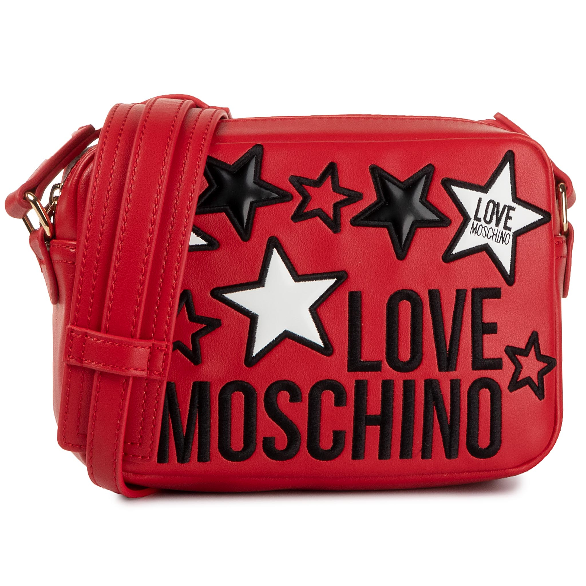 Geantă LOVE MOSCHINO - JC4087PP1ALM0500 Rosso