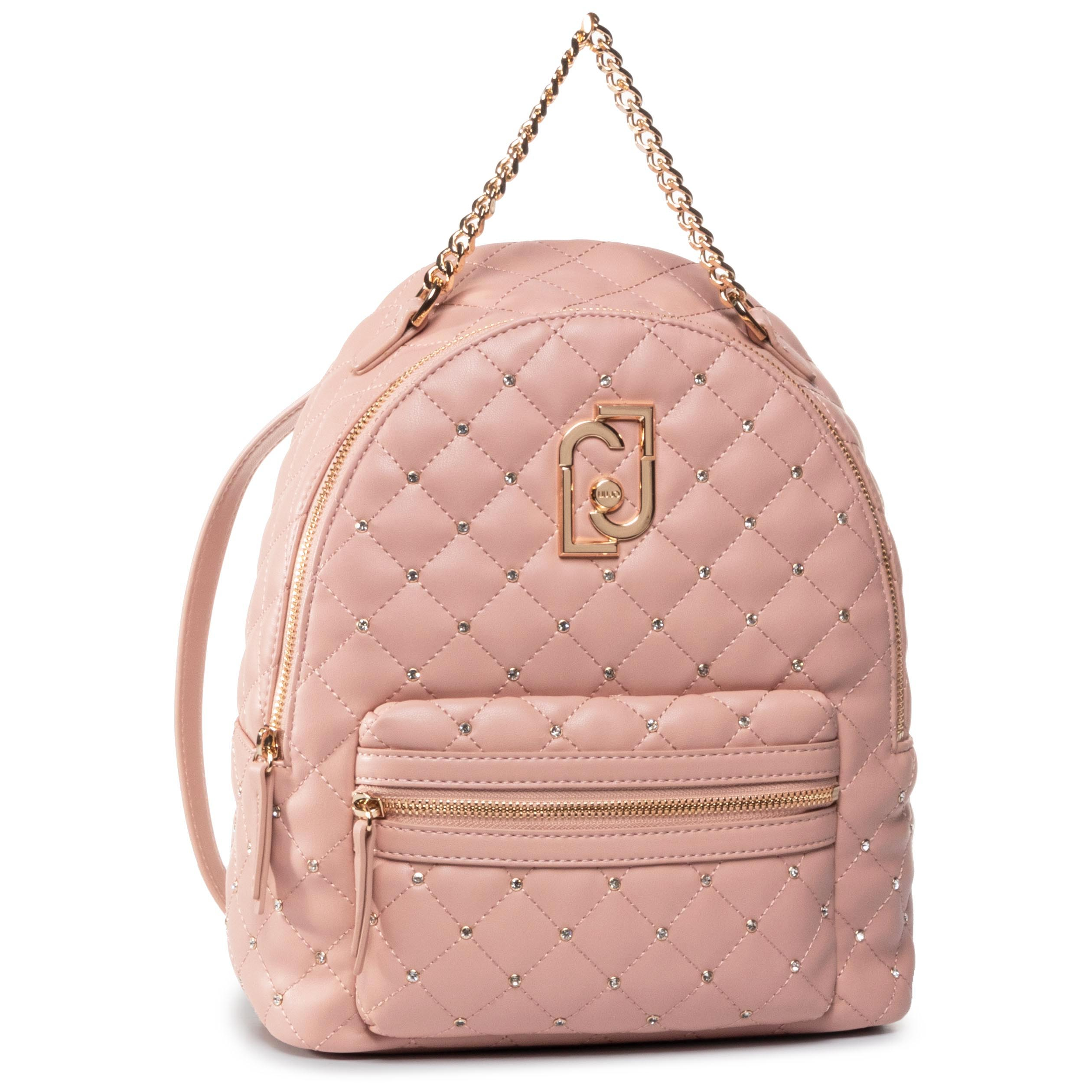 Rucsac LIU JO - M Backpack AA0181 E0041 Cameo Rose 41310