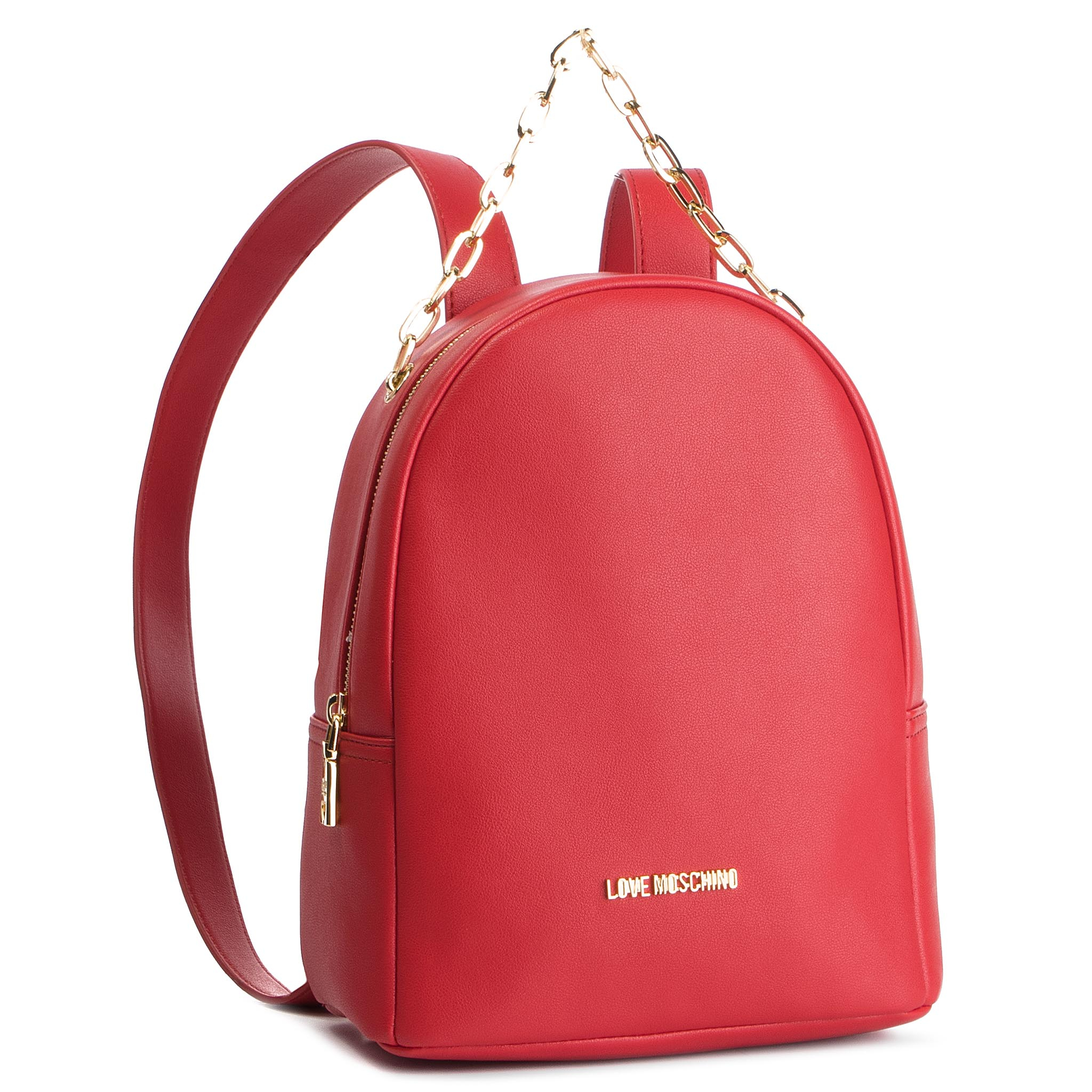 Rucsac LOVE MOSCHINO - JC4308PP07KQ0500 Rosso