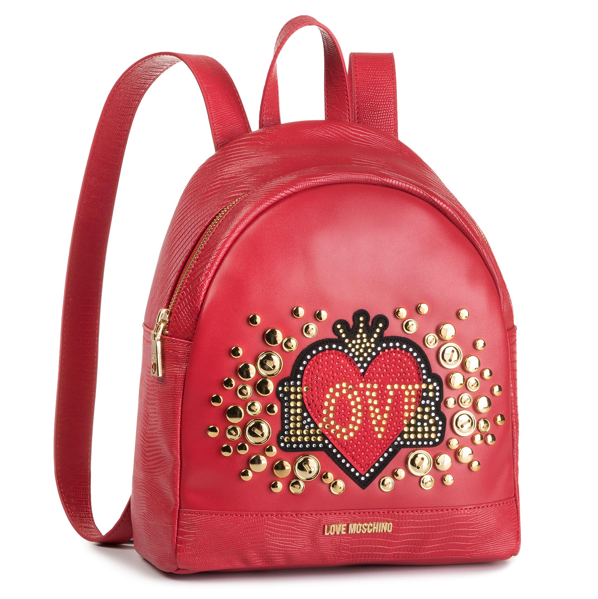 Rucsac LOVE MOSCHINO - JC4105PP18LT0500 Rosso